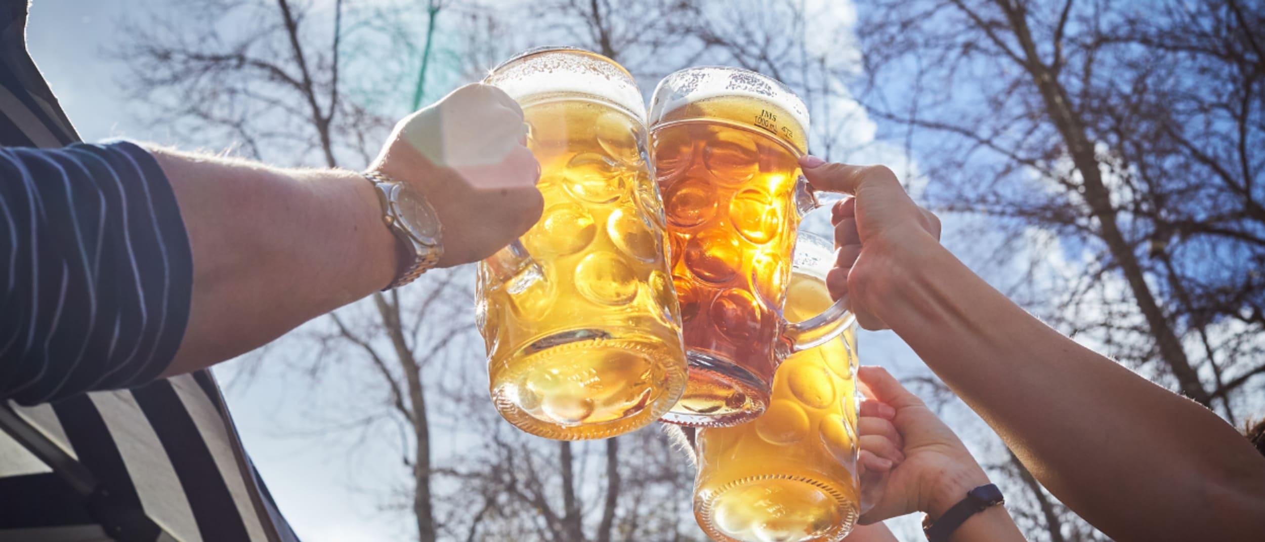 The Bavarian: Wednesday night trivia