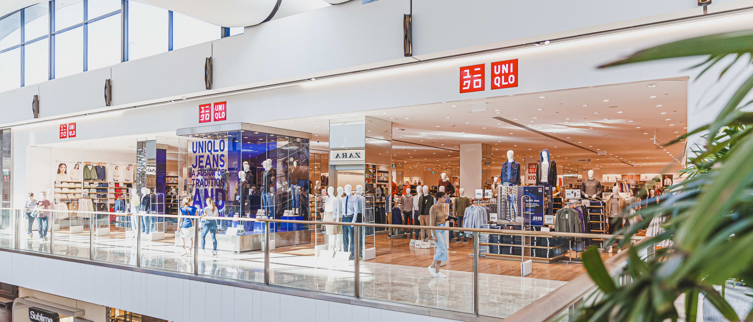 Find your spring look at UNIQLO