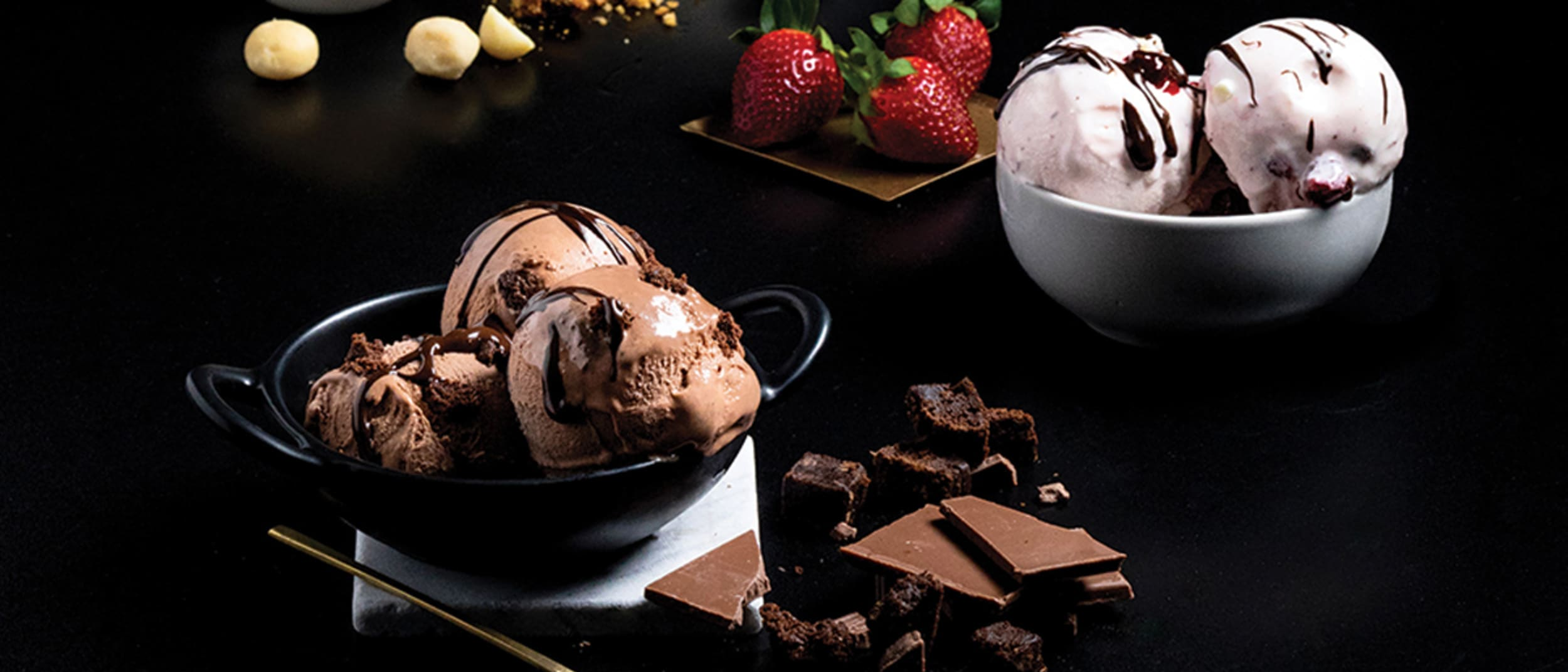 Gelatissimo: introducing The Deluxe Range