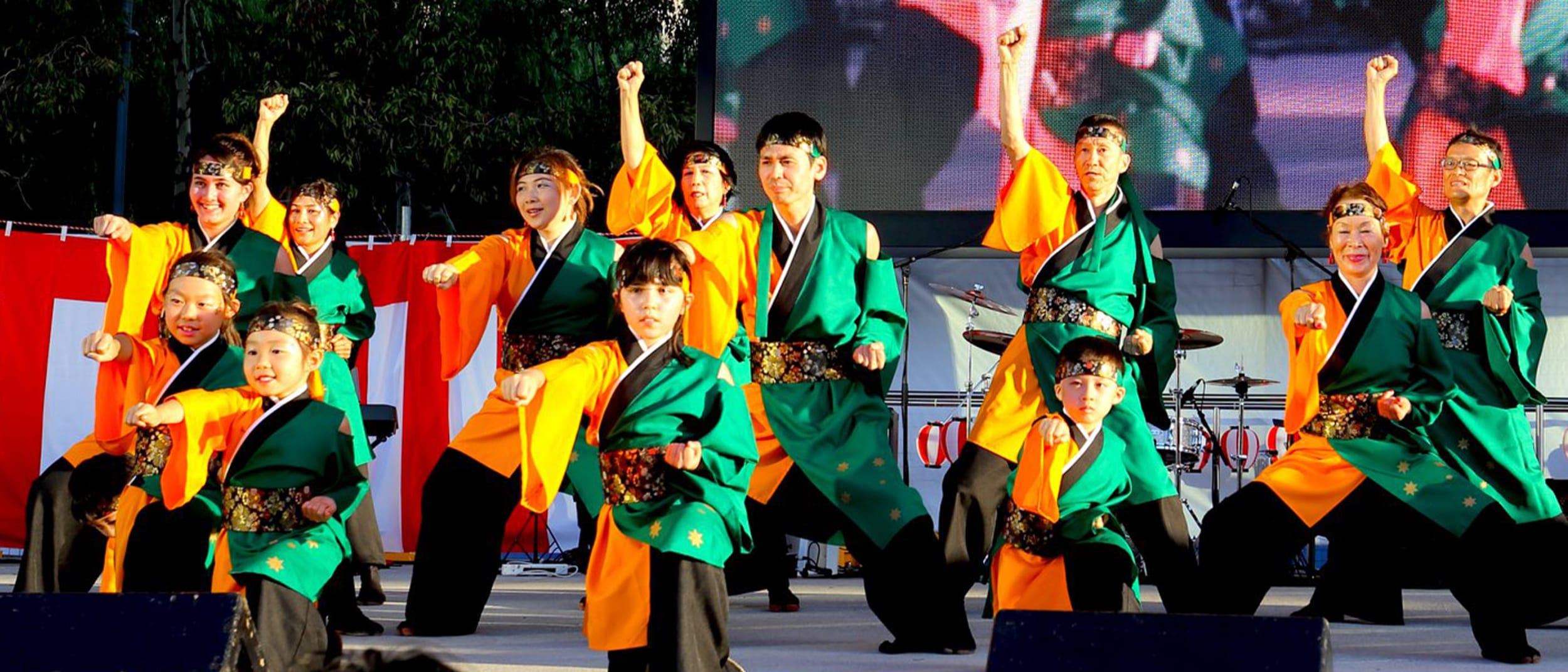 Soran Dance Troupe Performance