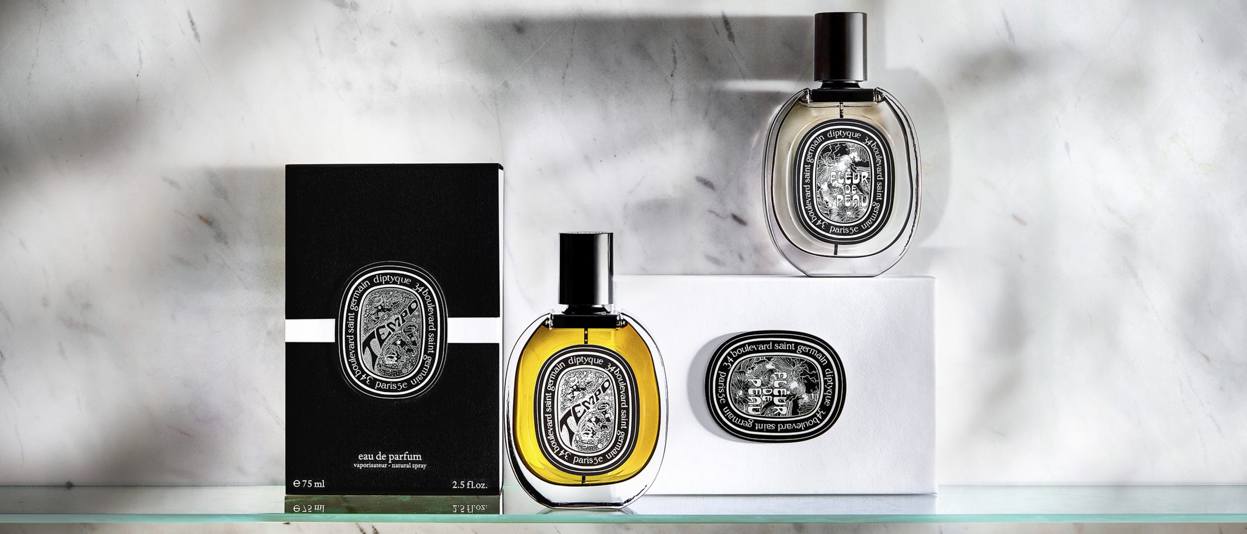 Mecca celebrates 50 years of diptyque fragrance