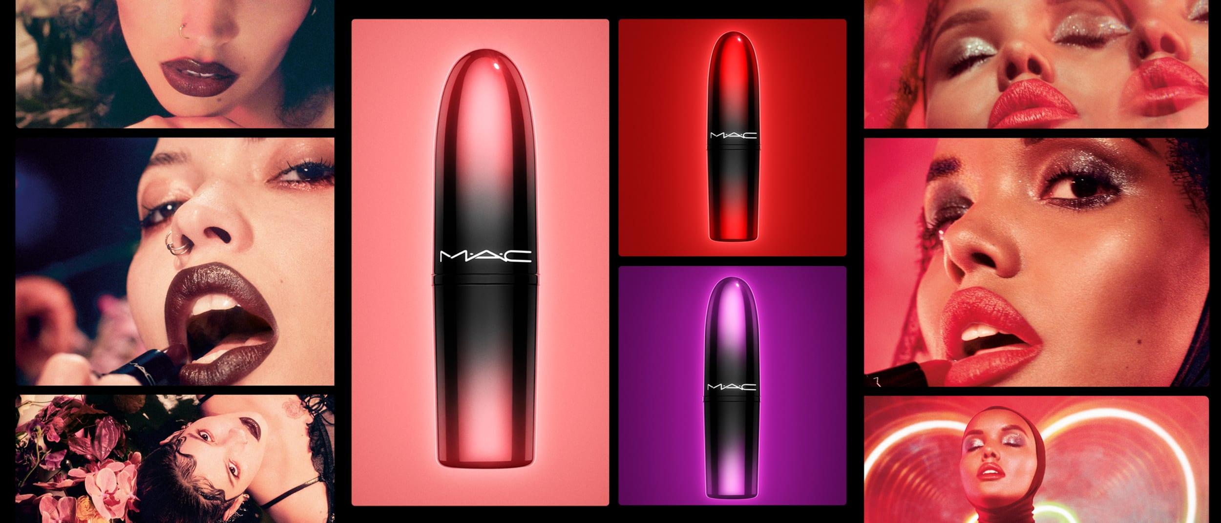 M.A.C: Love Me Lipstick