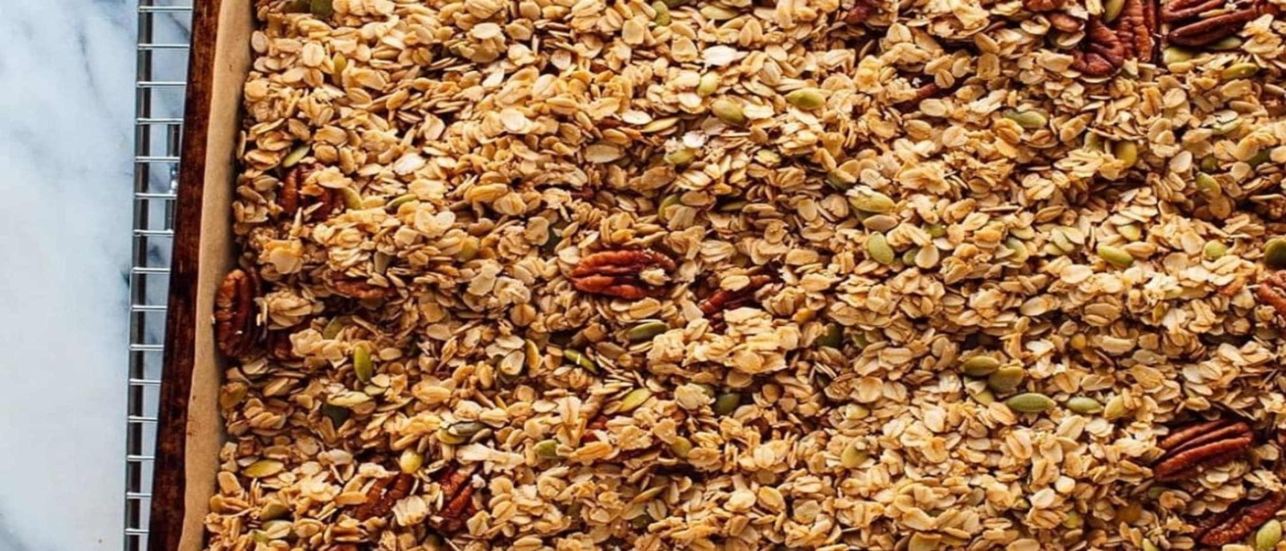 Nuts Galore: Granola Recipe
