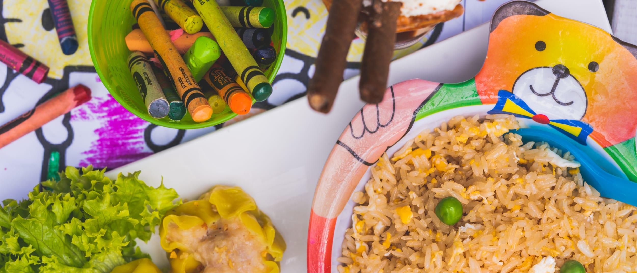 Bangkok Brothers: kids' meals