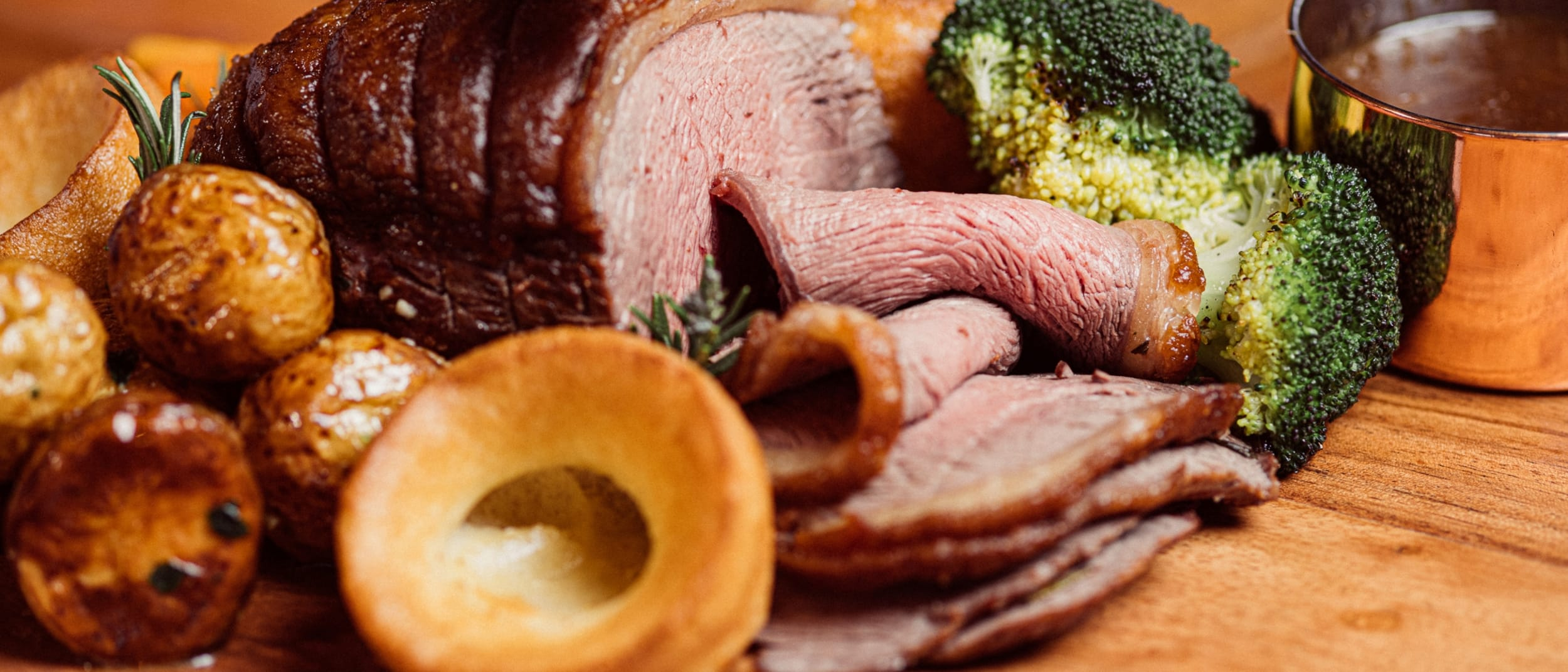 The Waverley Brewhouse: classic Sunday roast
