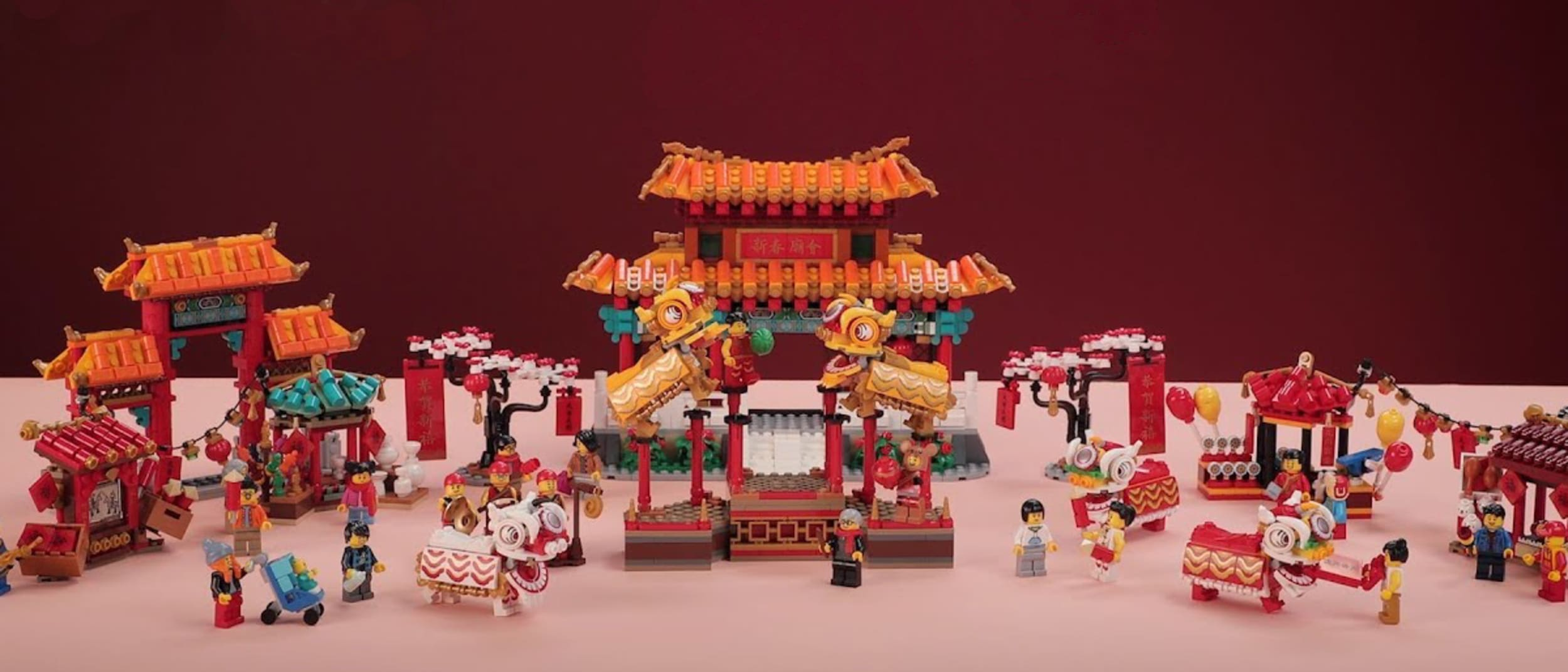 Celebrate the Chinese New Year with LEGO®