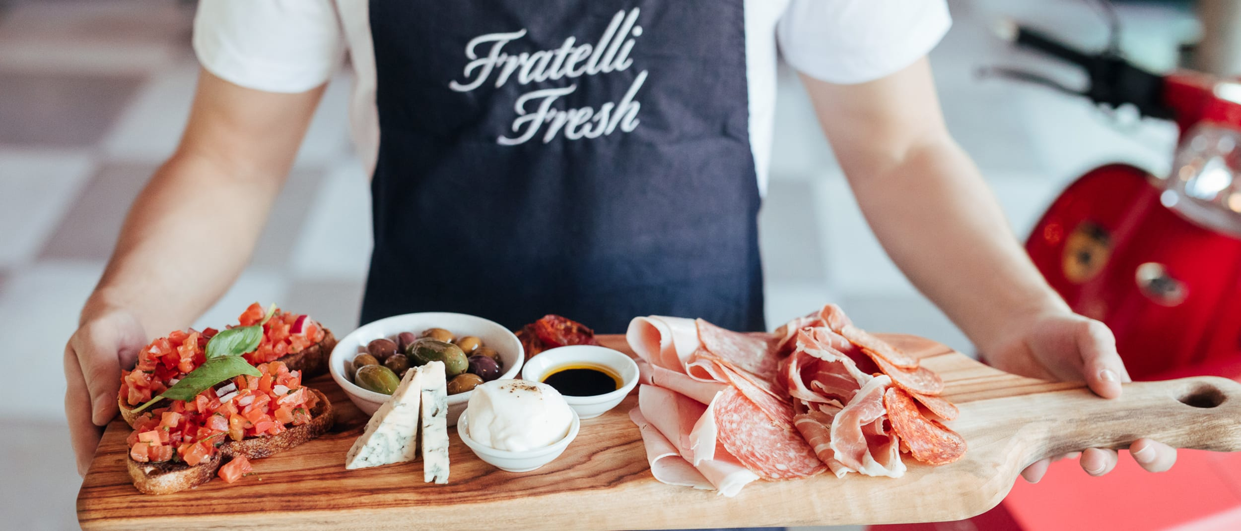 Fratelli Friends exclusive gifts