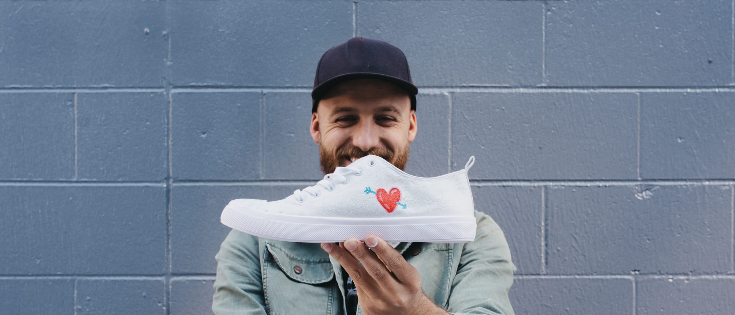 Taste. Shop. Play. Mitch Revs sneaker customisation station