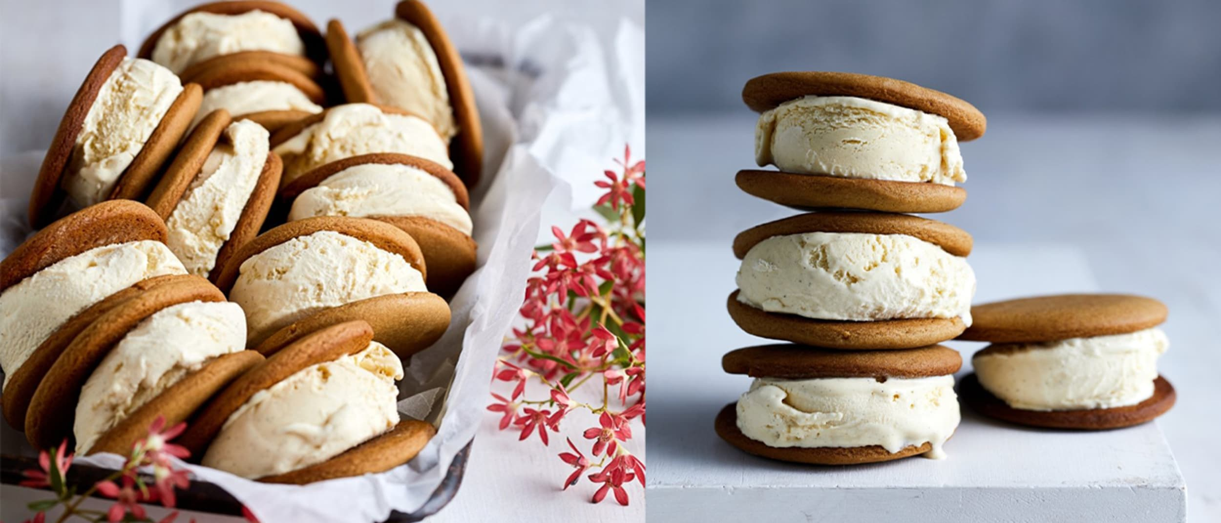 Harris Farm Markets: Charlotte Ree's Ice Cream Sandwiches
