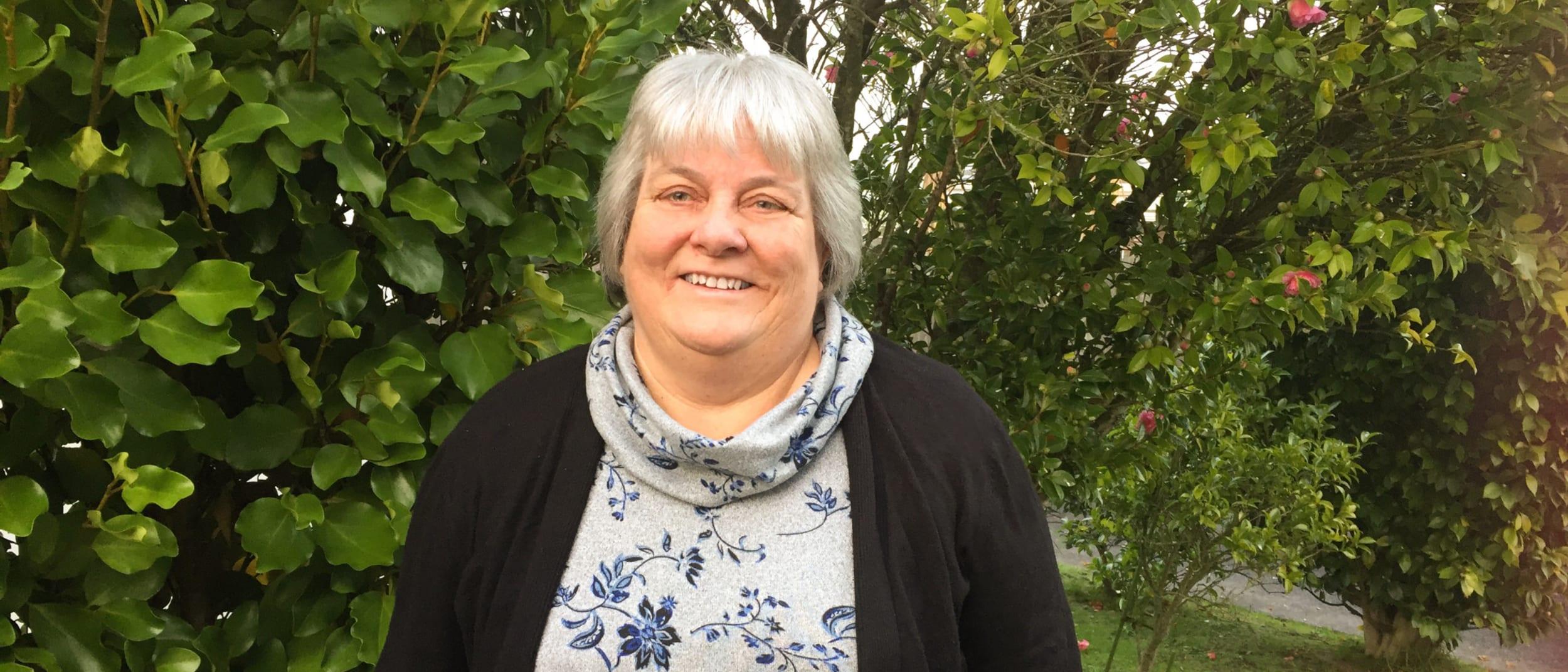 Meet Deborah McLarin - Westfield Local Heroes 2021