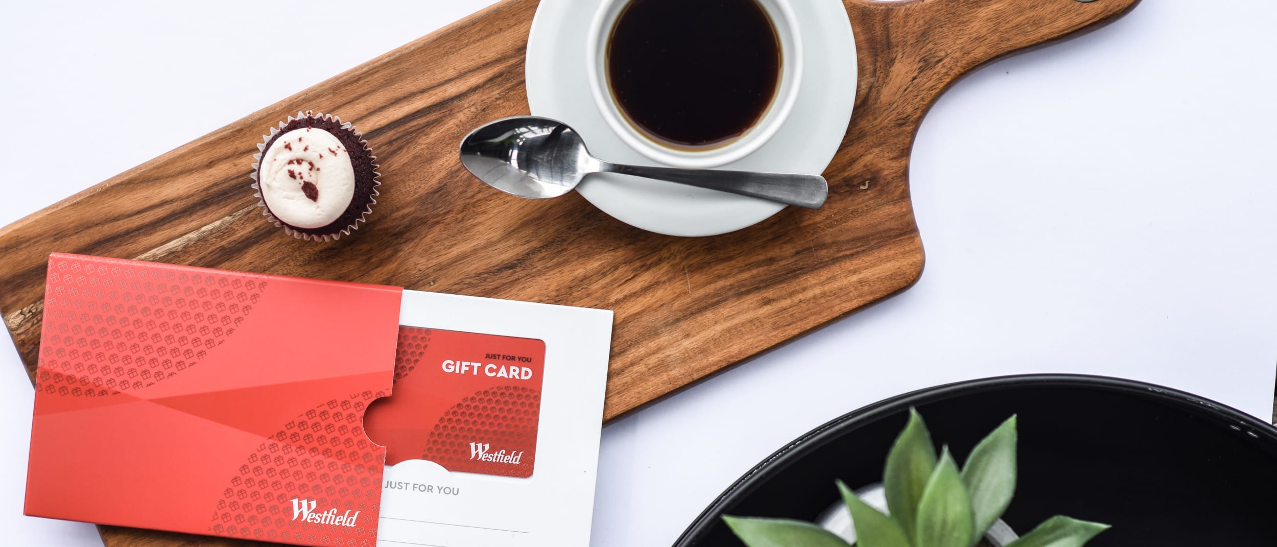 Win one of ten $1,000 Westfield Gift Cards