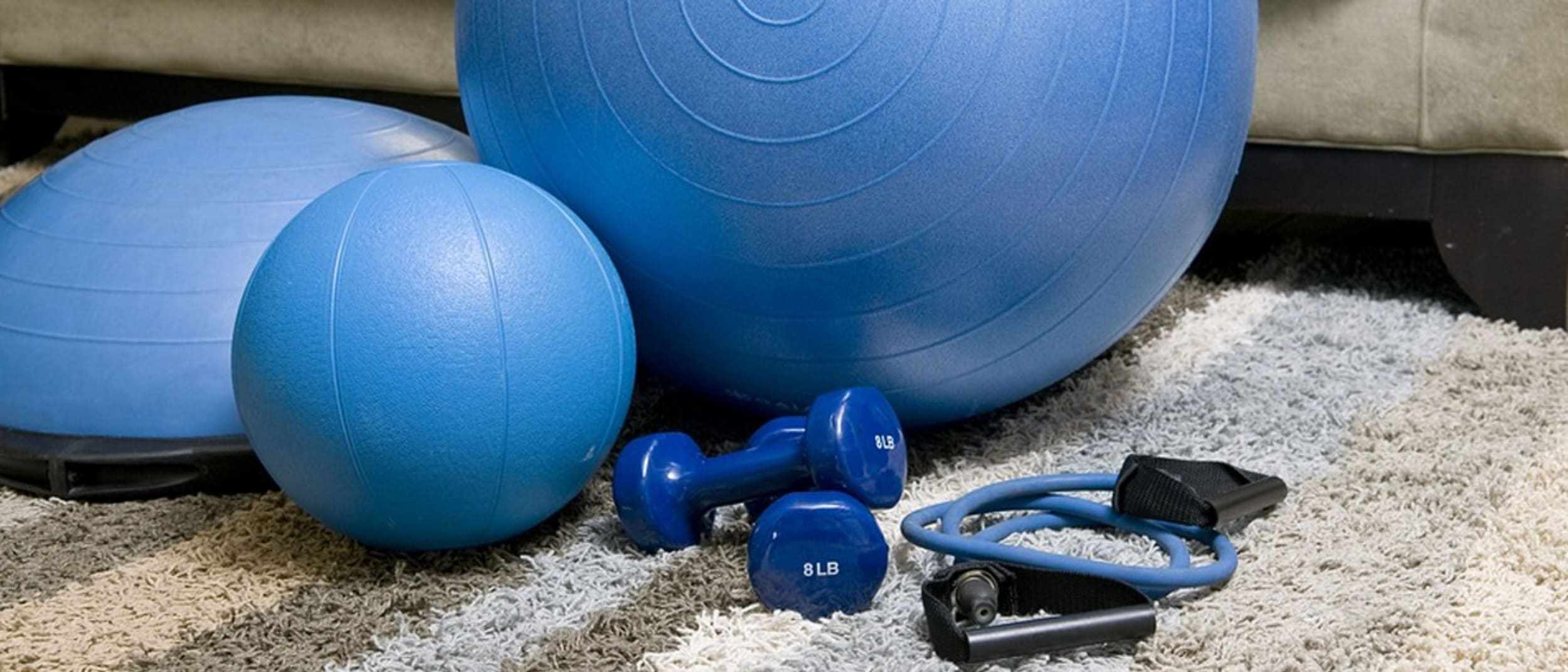 How to create your own at-home gym