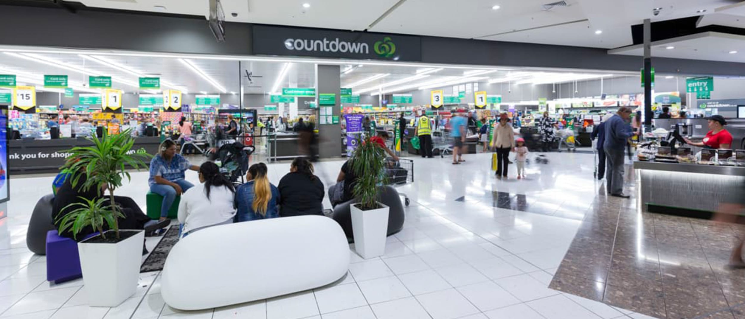 Countdown Manukau's low-sensory Quiet Hour