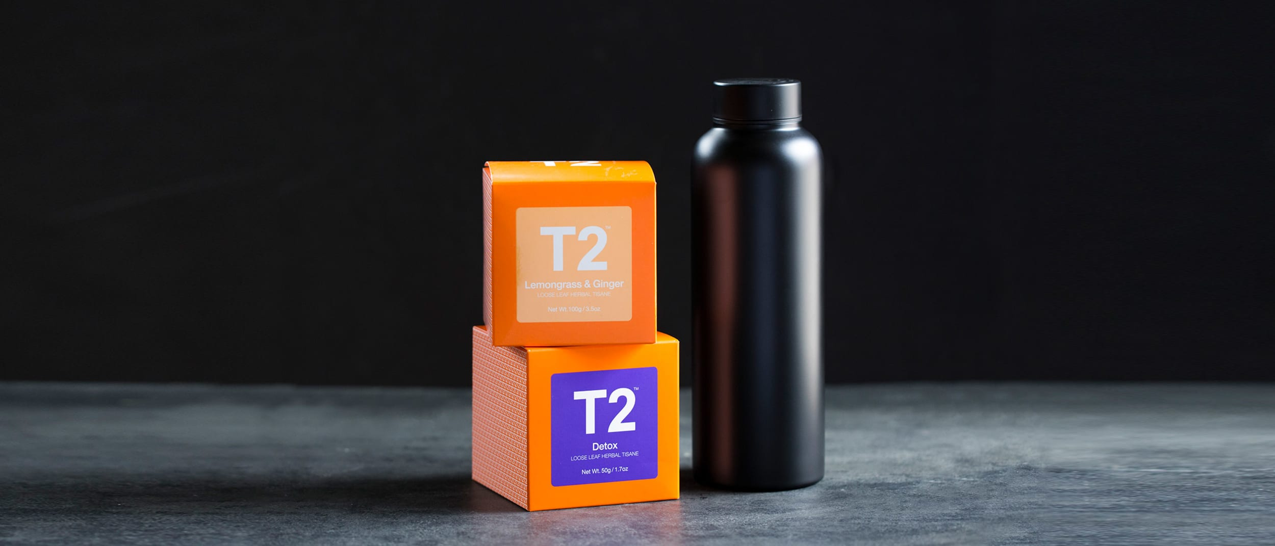 T2: on the go bundle