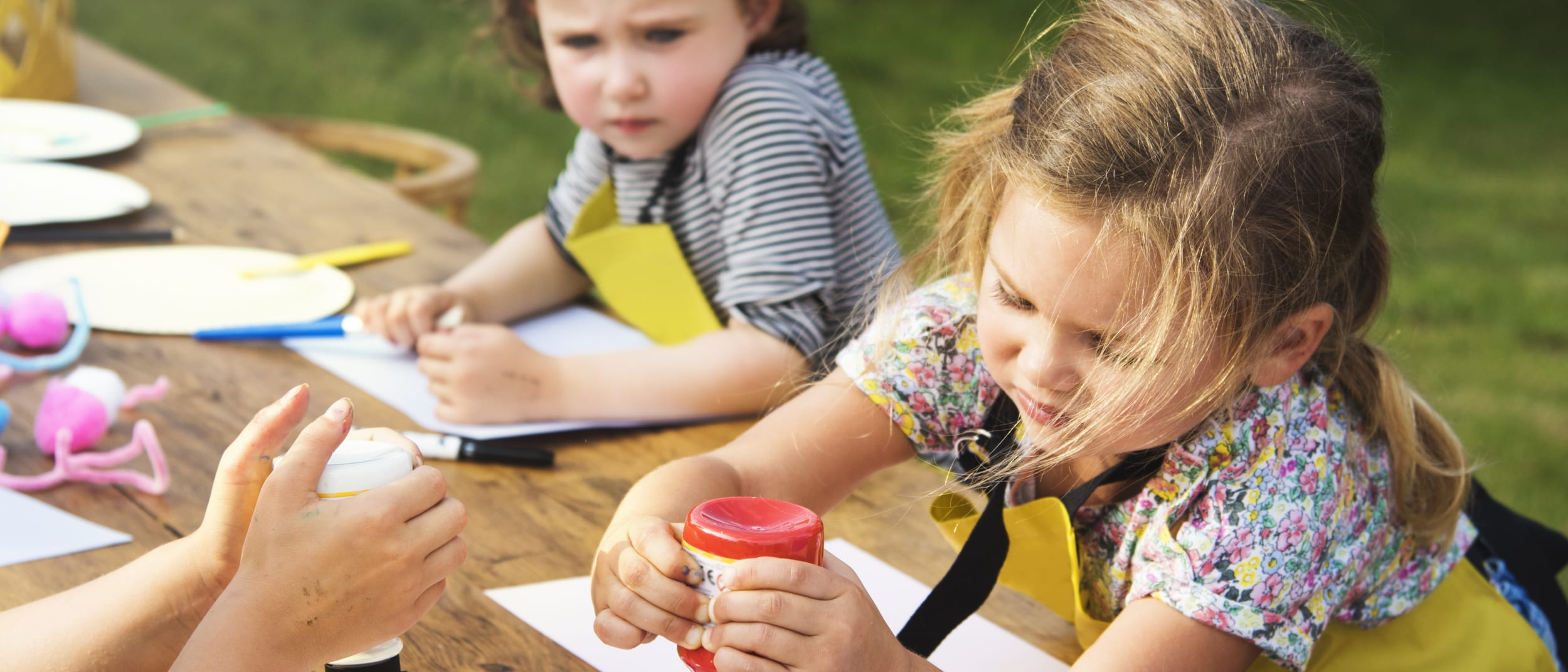 Crafty Kids: Free weekly arts & craft session