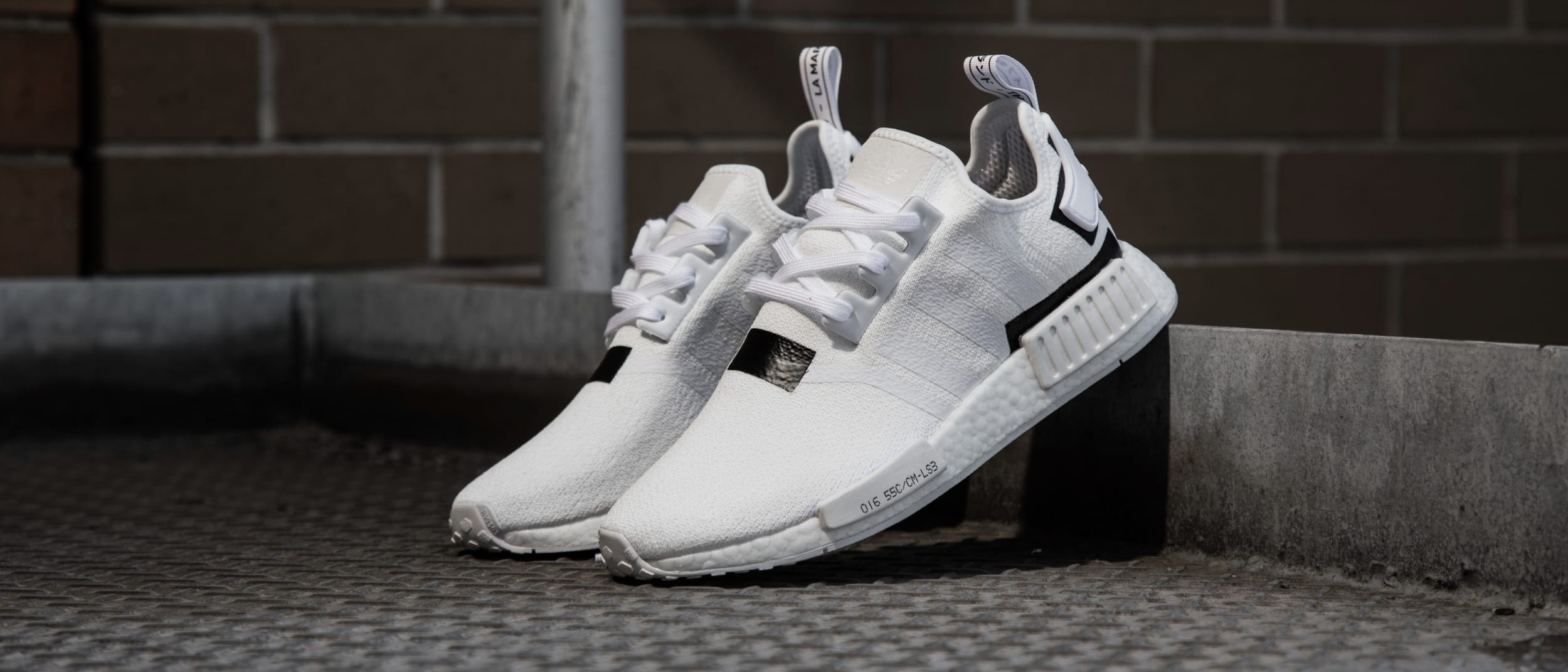 adidas: NMD_R1 shoes have arrived