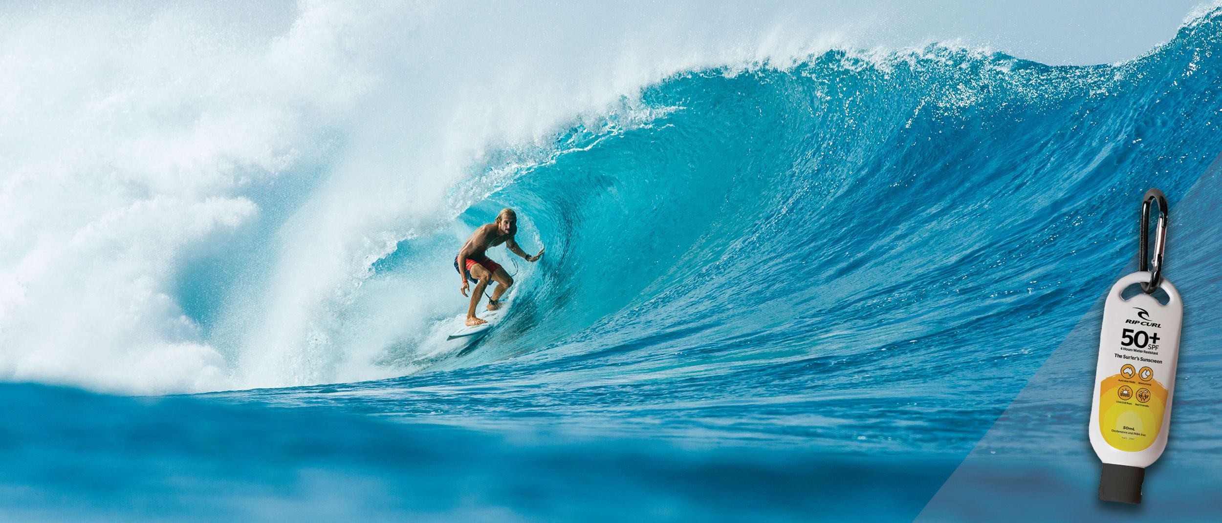 Ozmosis: $5 Rip Curl sunscreen