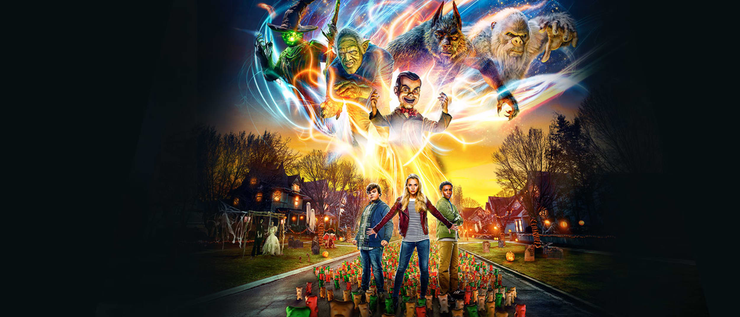 HOYTS: Advance Screenings - Goosebumps 2: Haunted Halloween
