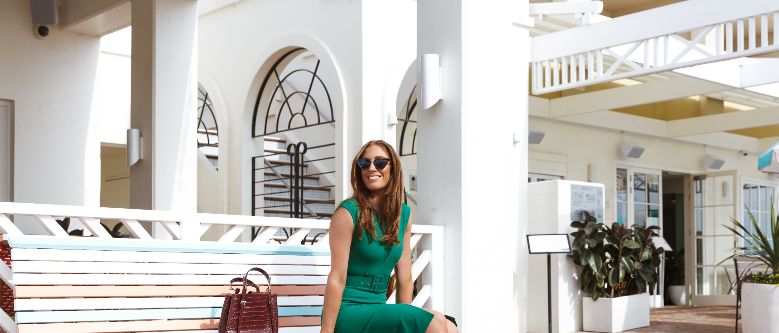 Your guide to colour-blocking by Kate Kohler