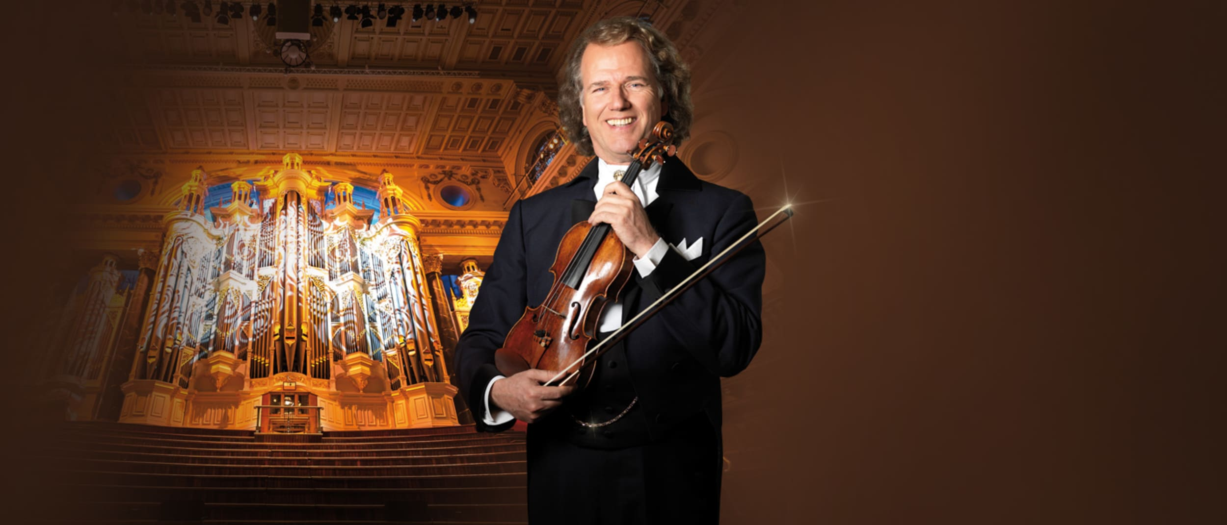Andre Rieu Sydney Townhall Concert