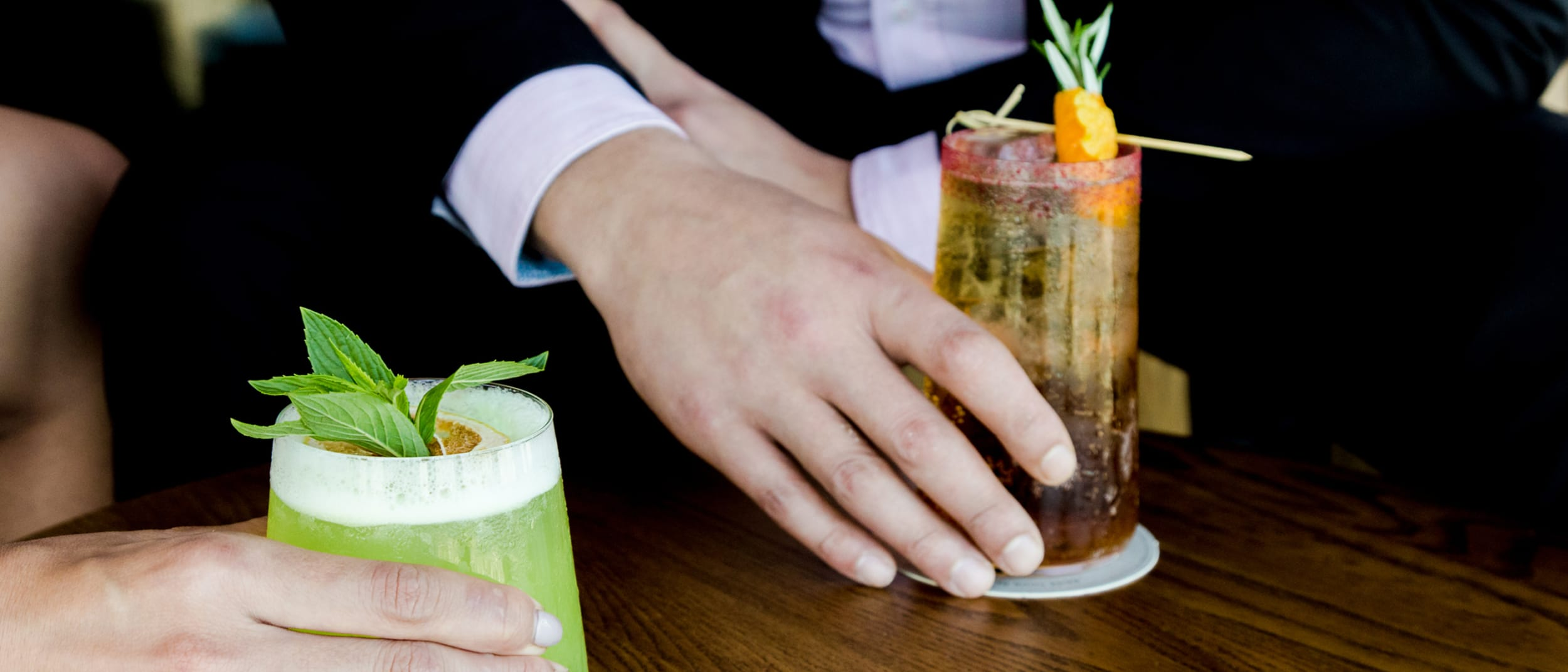 Gin Month at 360 Bar & Dining