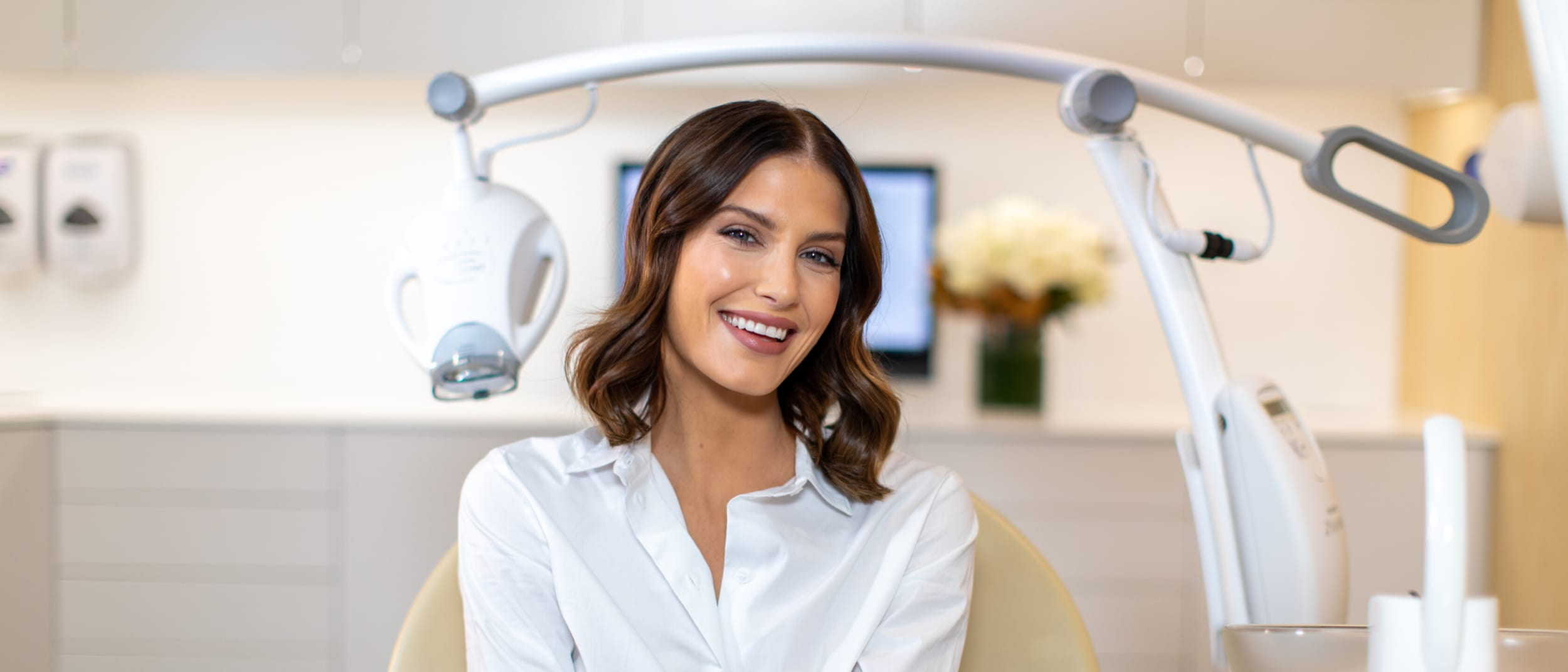 ABC Dental: $550 Inchair Zoom Whitening