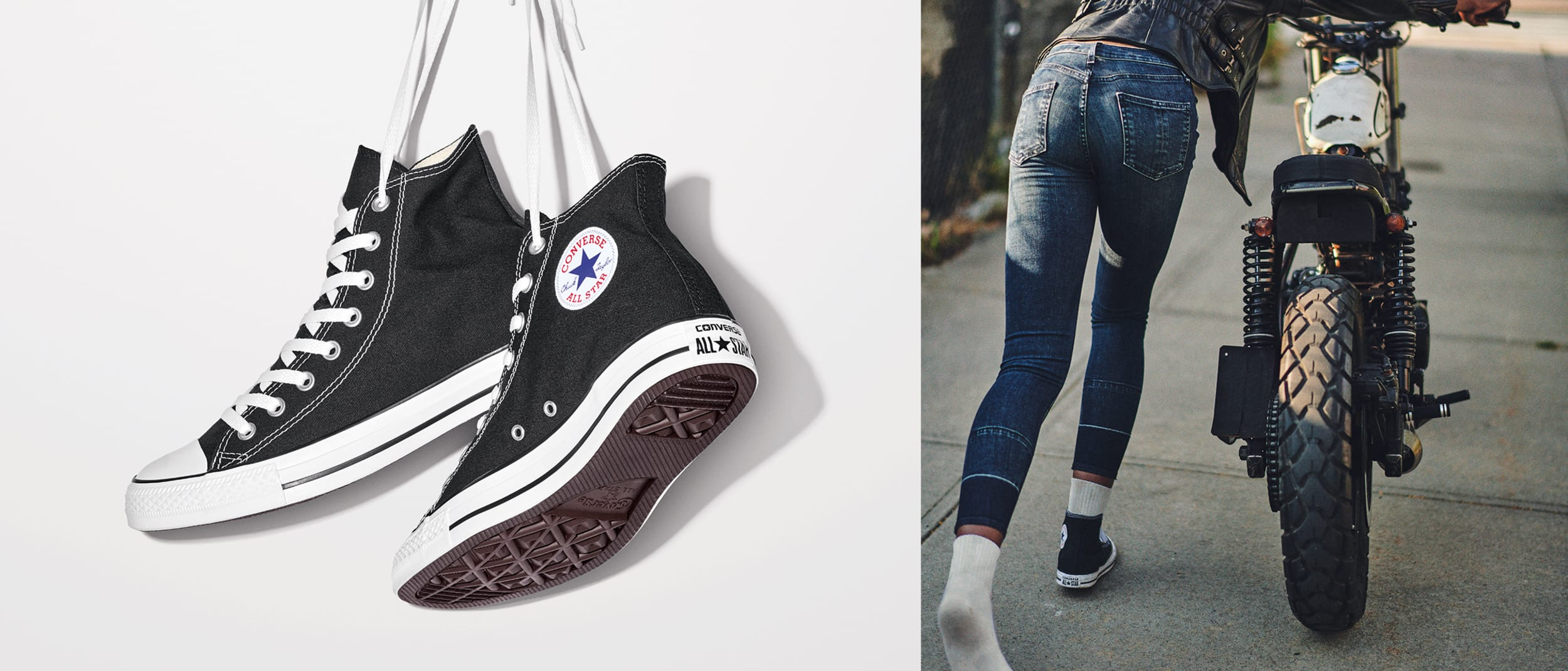 Converse: all the stories are true