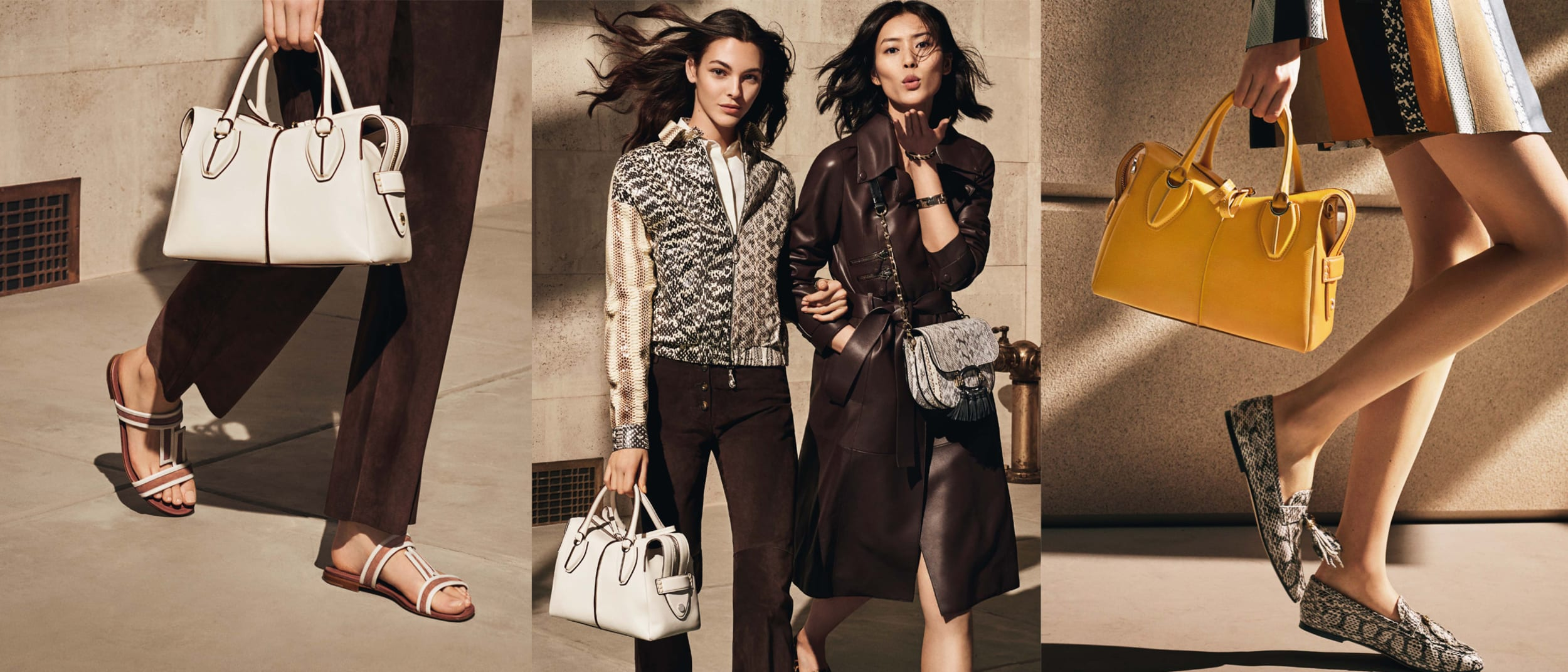 Spoil your mum on Mother's Day with TOD's