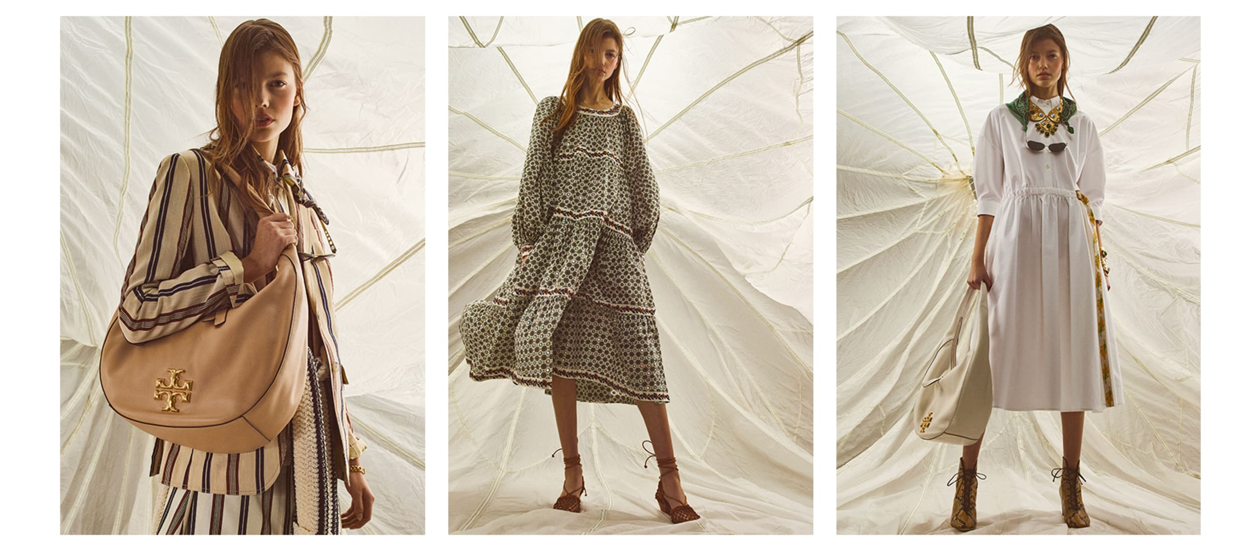 Tory Burch: Pre Fall 2020 Collection