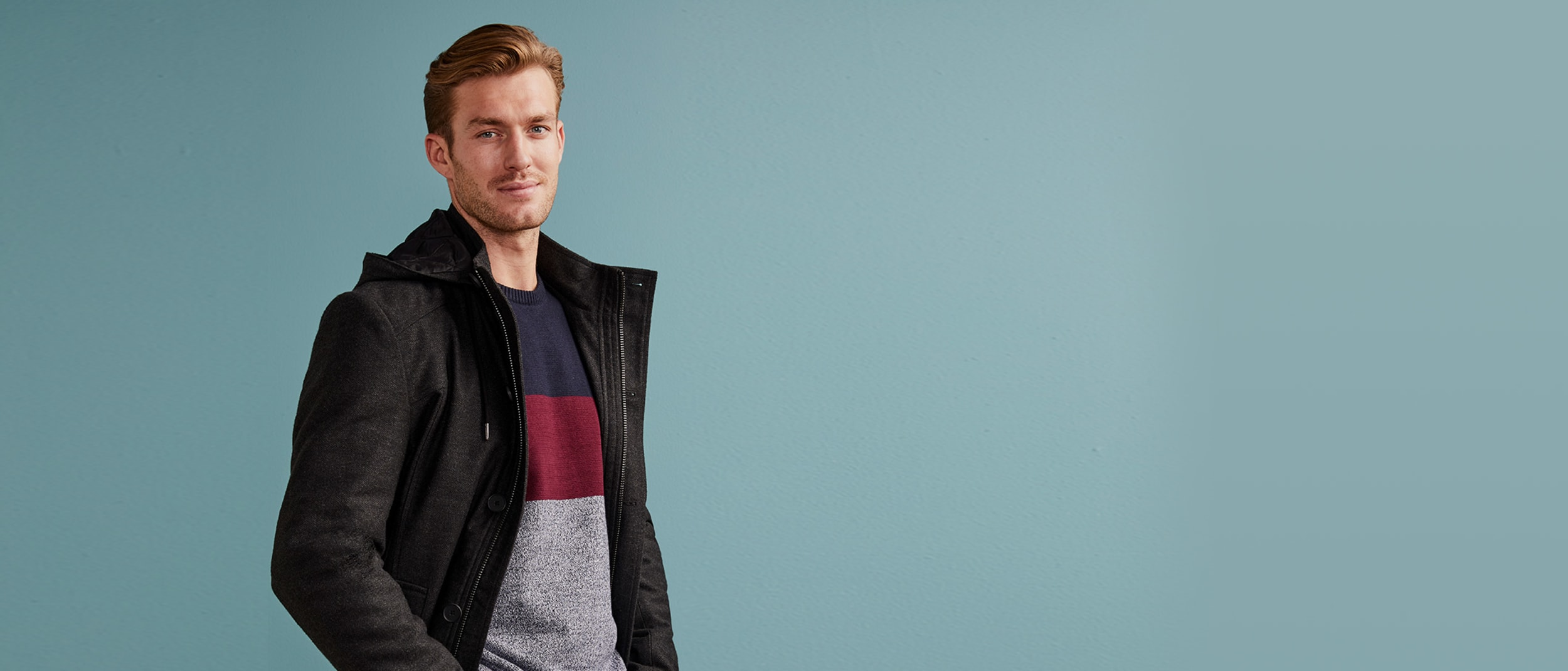 Connor: 30% off knitwear and jackets