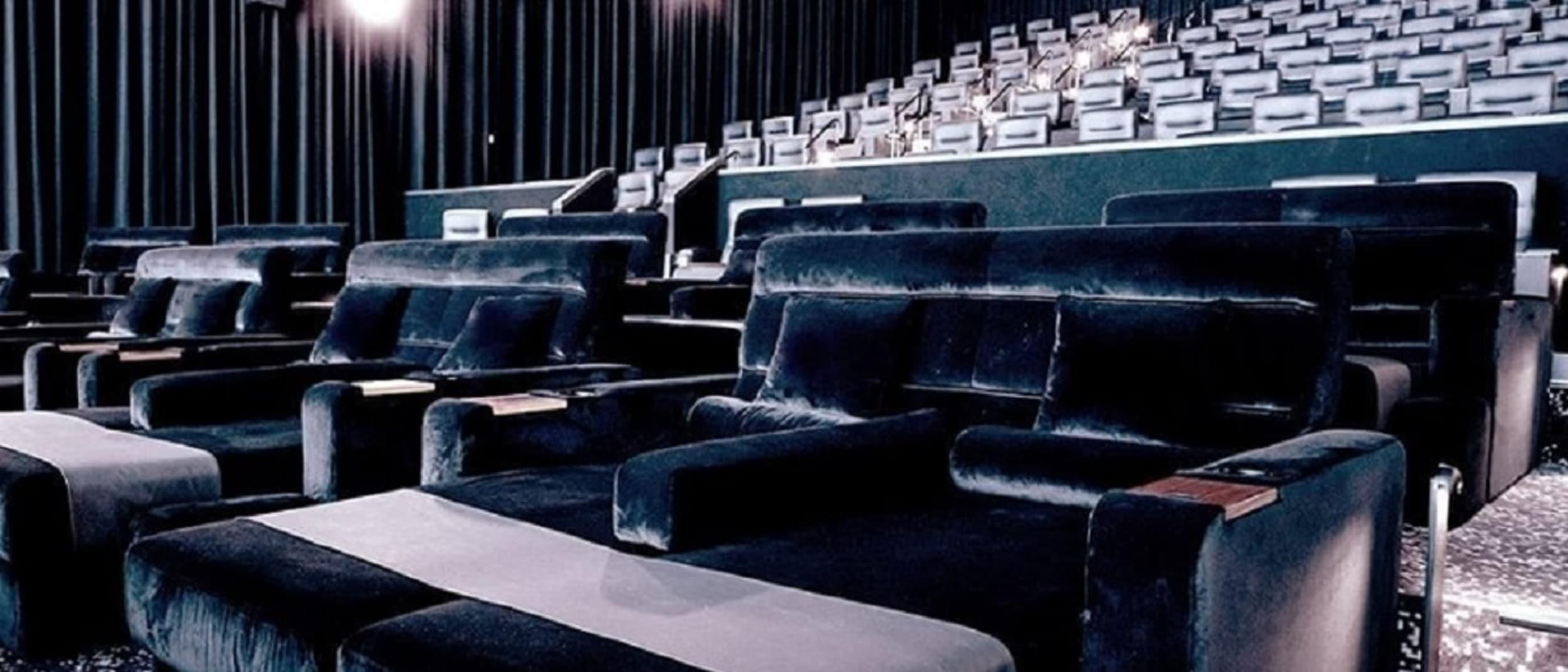 Event Cinemas: Lounging in Luxury