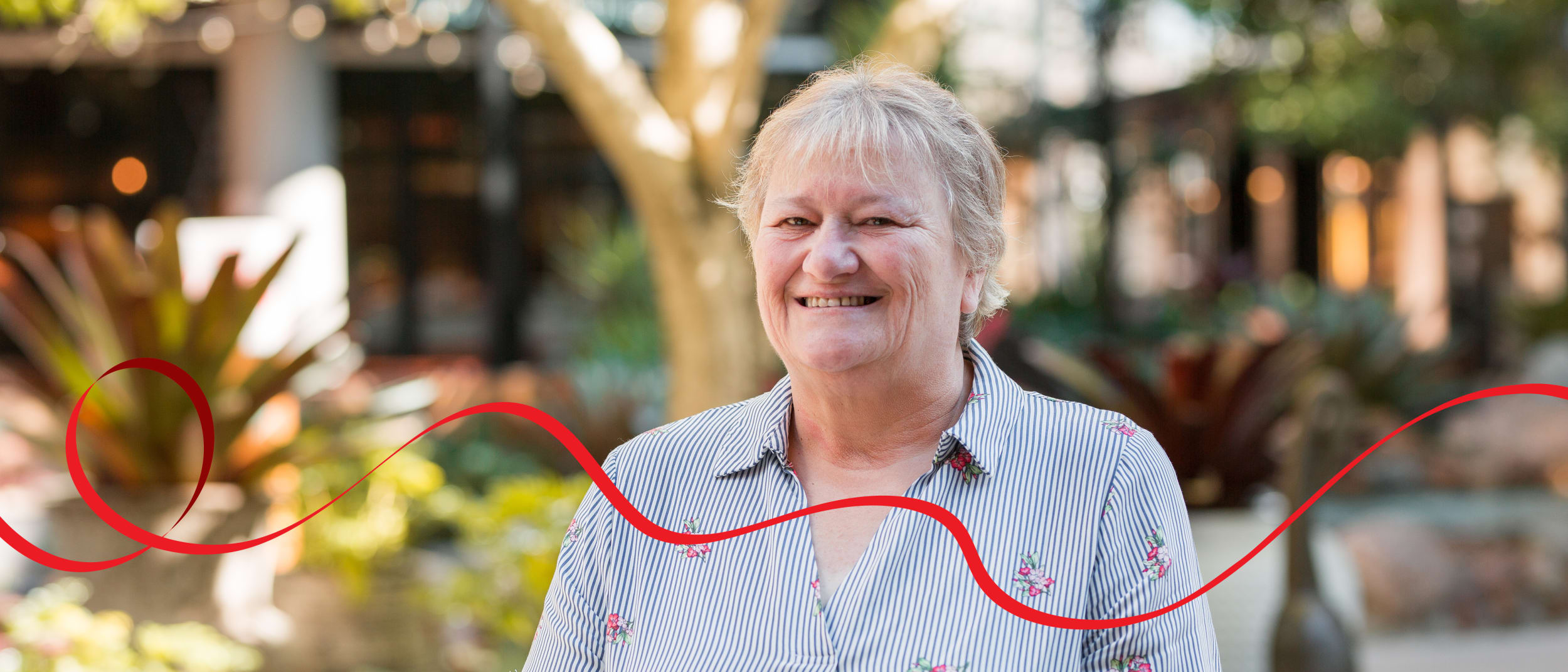 Jane McMillan: Leukaemia Support Queensland