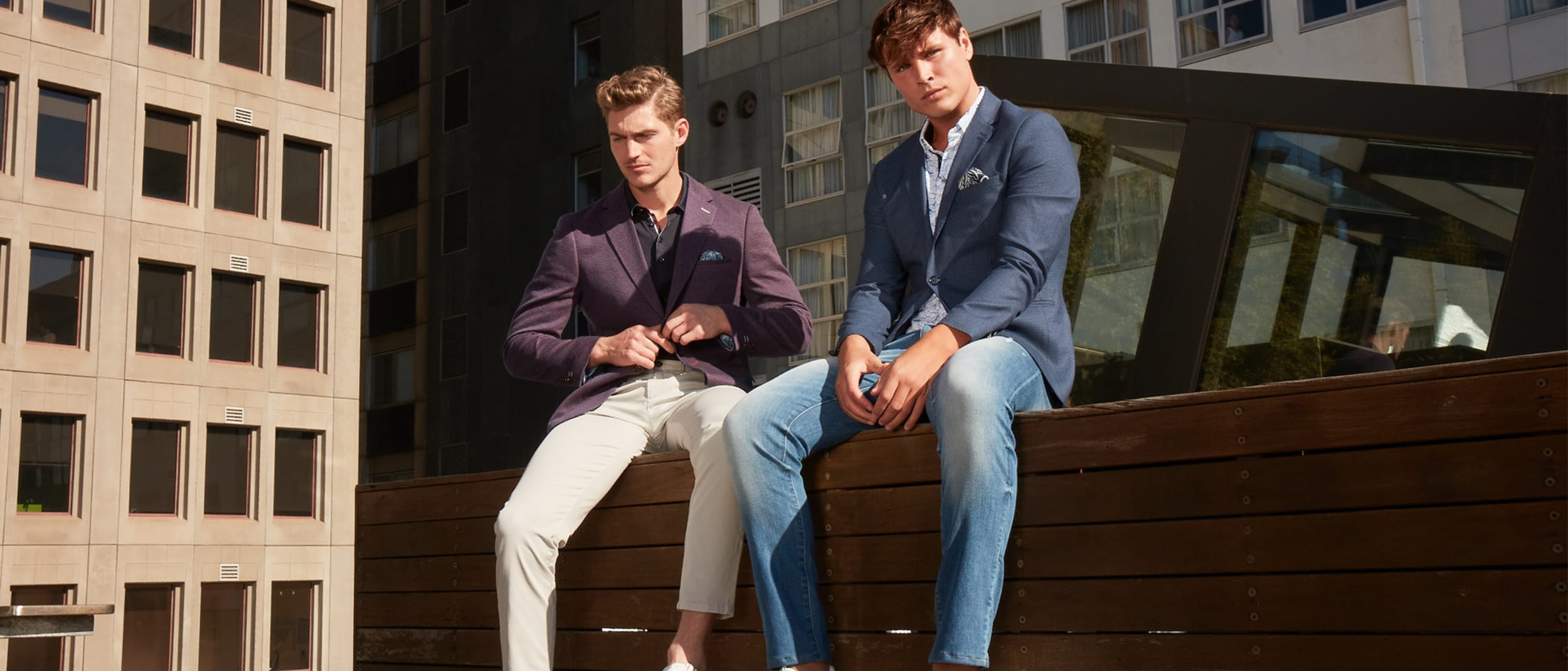 Politix: $100 off Jacket, Top and Bottom Combo*