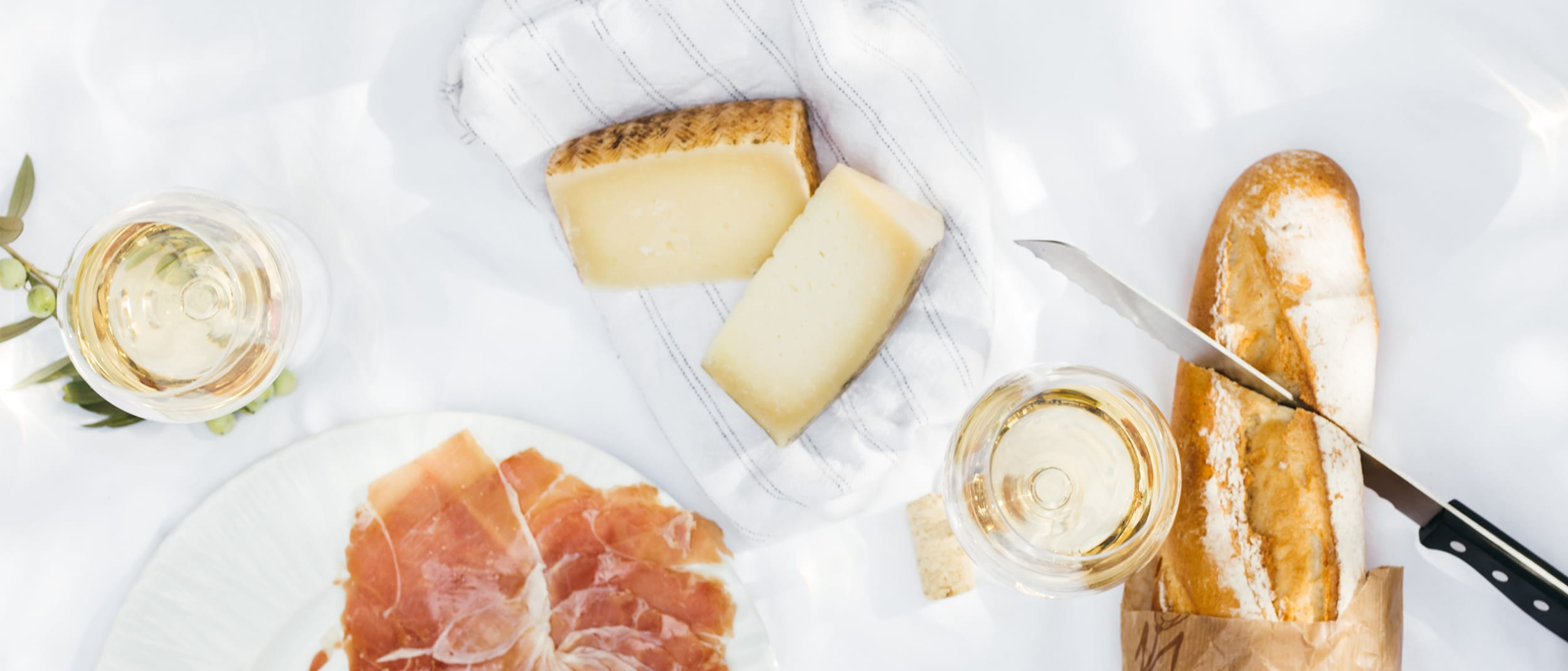 Say cheese: your cheese board favourites, explained
