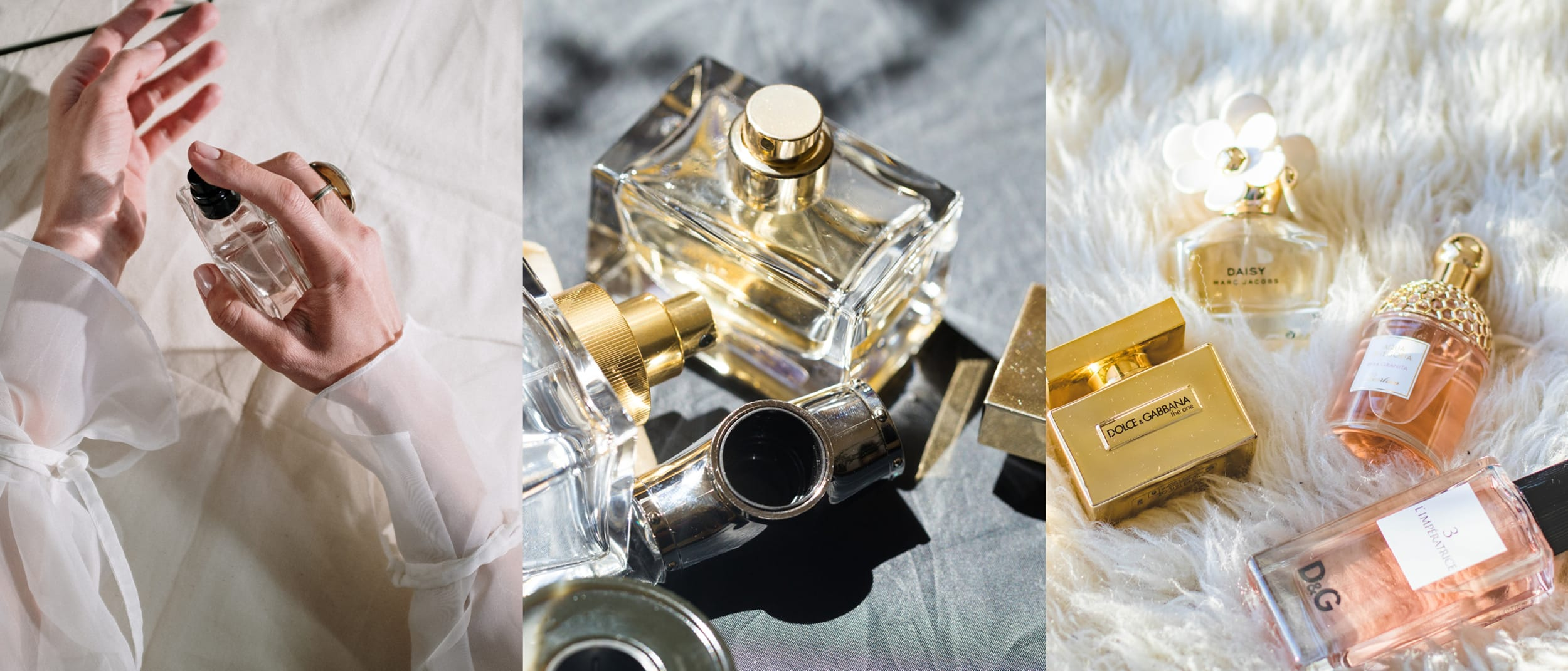 Spritz spritz! Find the perfect fragrance this spring