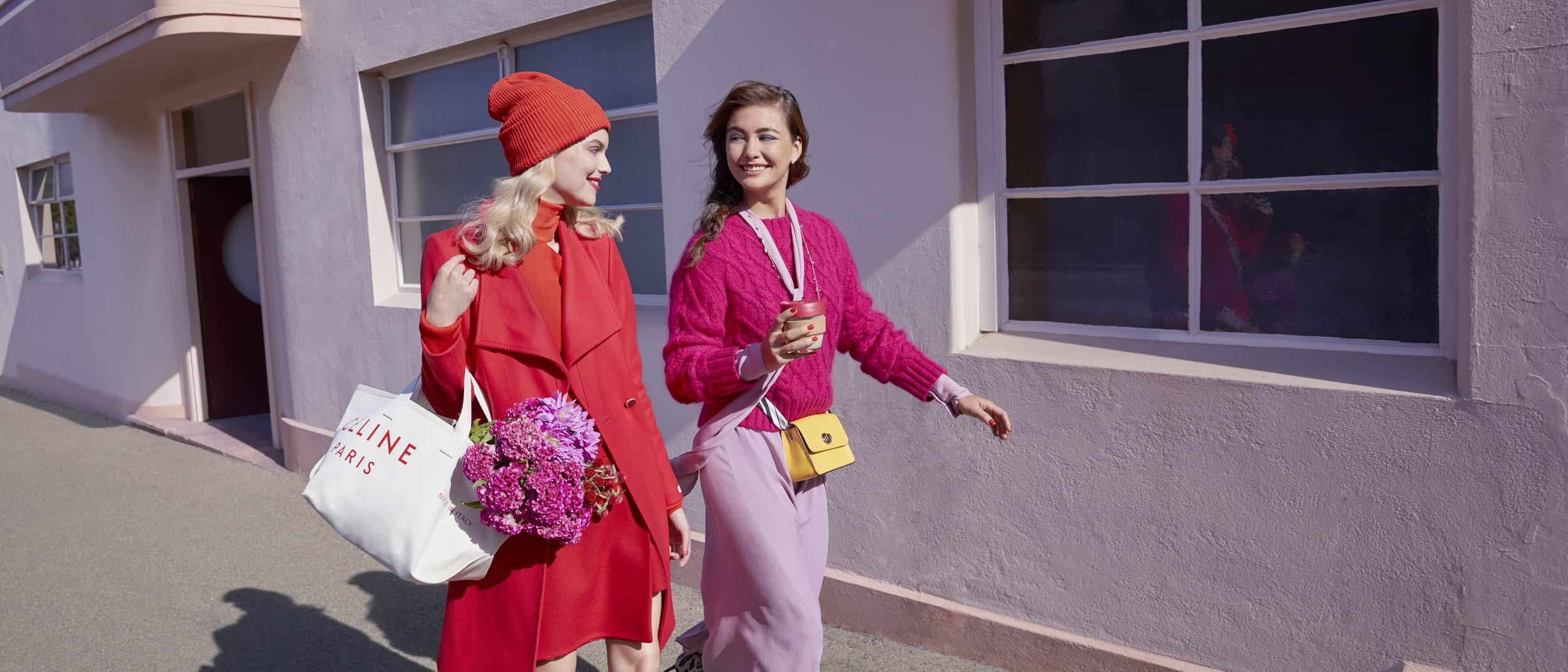 Mix it up: three fashion staples to mix and match in winter