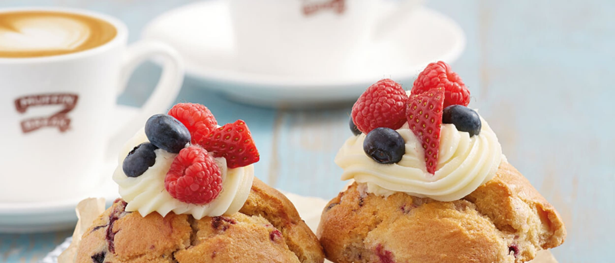 Muffin Break: Rewards app