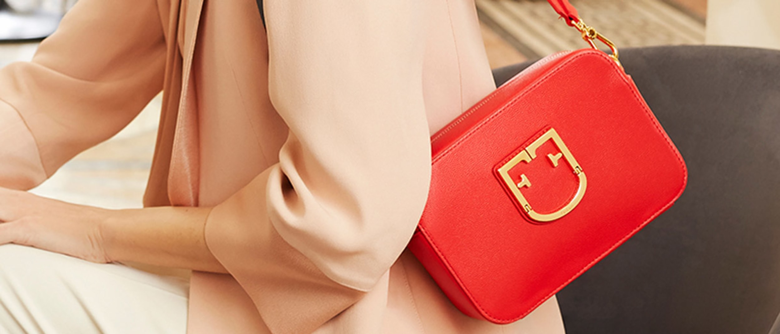 Shop up to 50% off bags, shoes & accessories at Furla