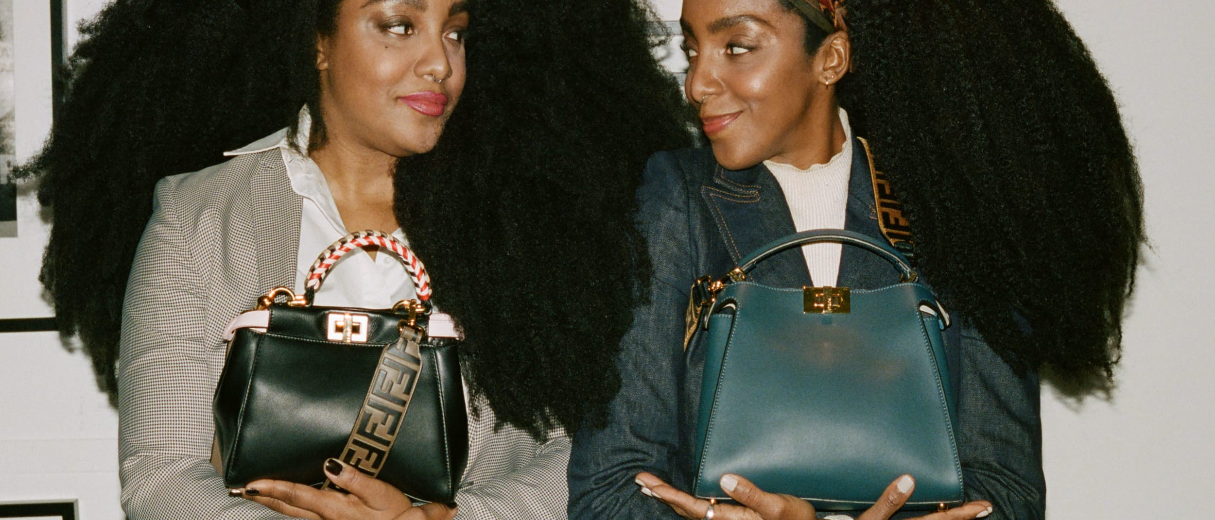 Fendi - #MeAndMyPeekaboo Chapter 2 featuring the Quann Sisters