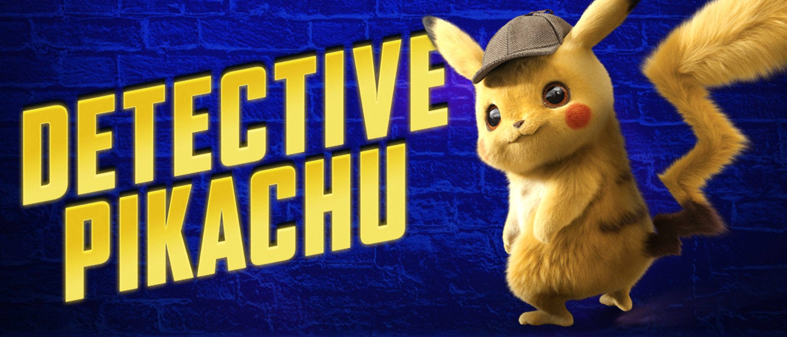 POKEMON Detective Pikachu meet and greet