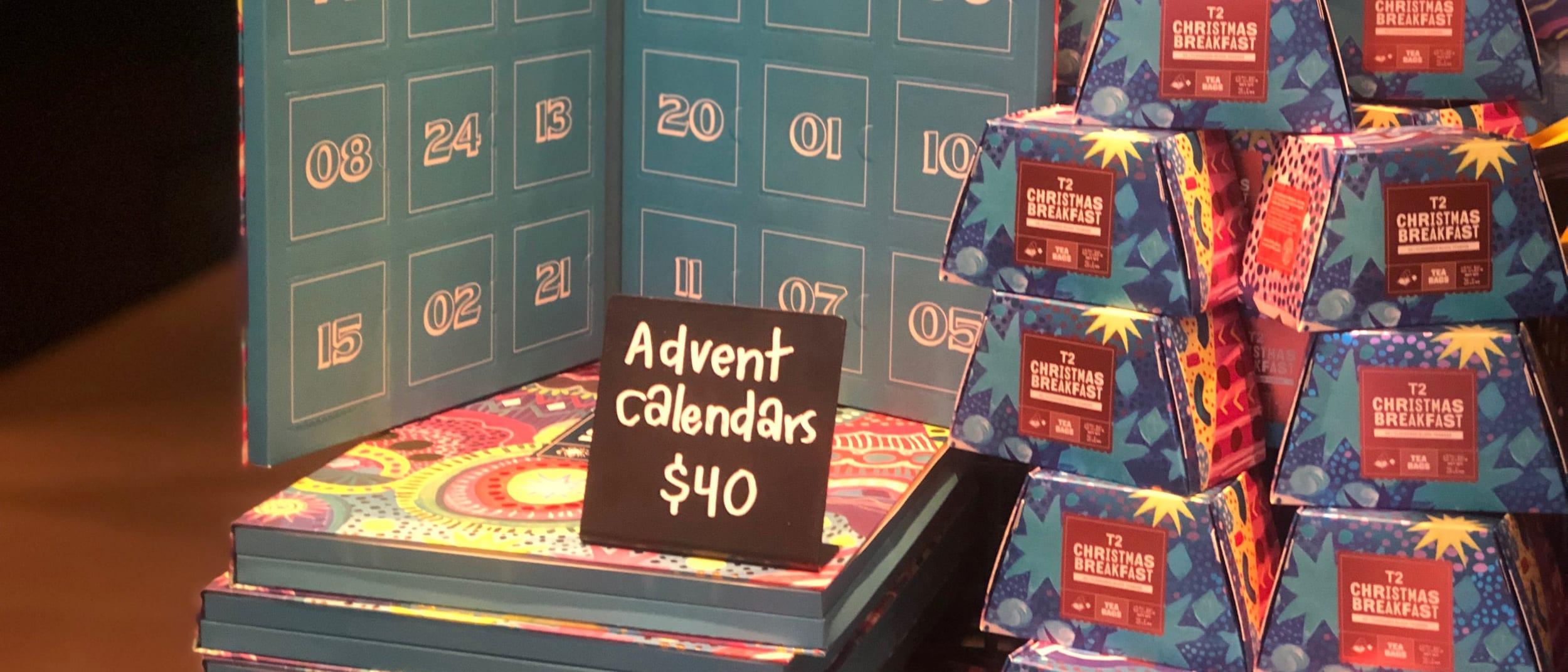 Our advent calendar top picks!