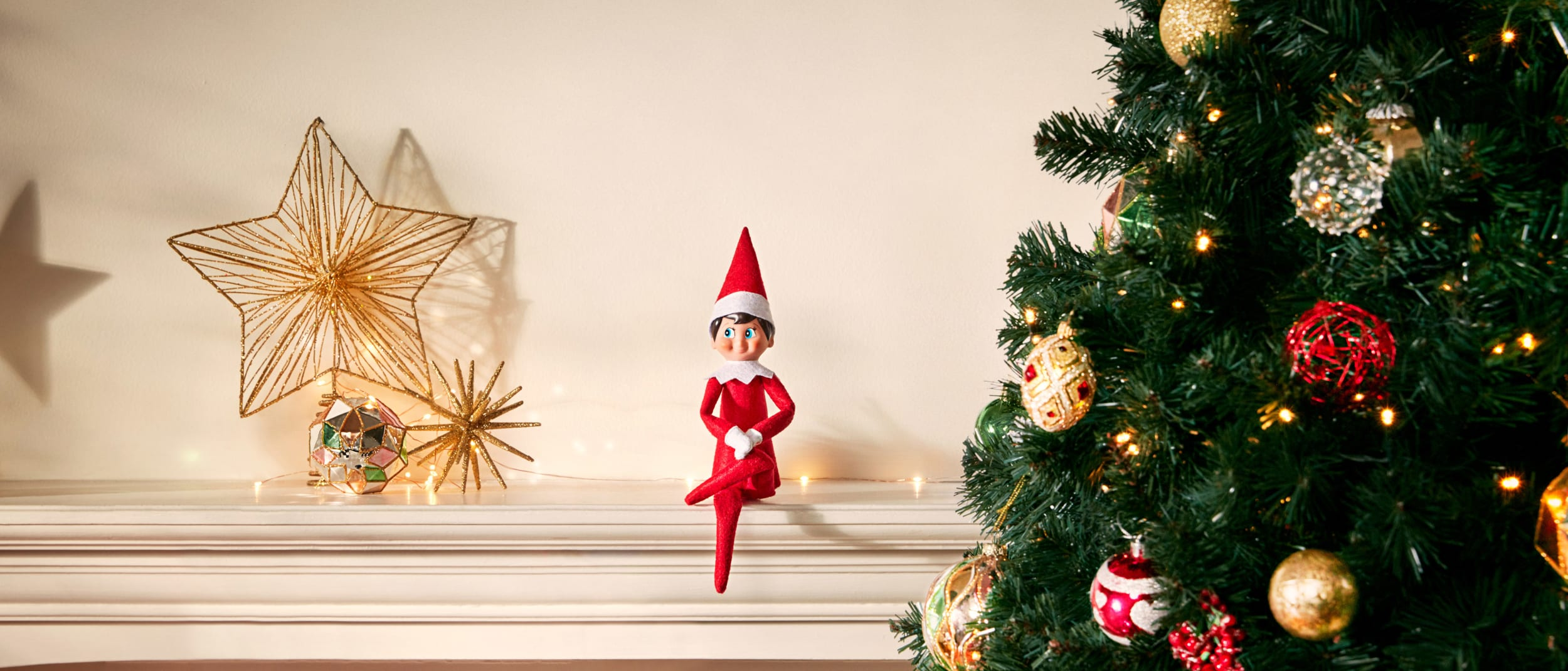 The Elf on the Shelf® 12 days of hide and seek