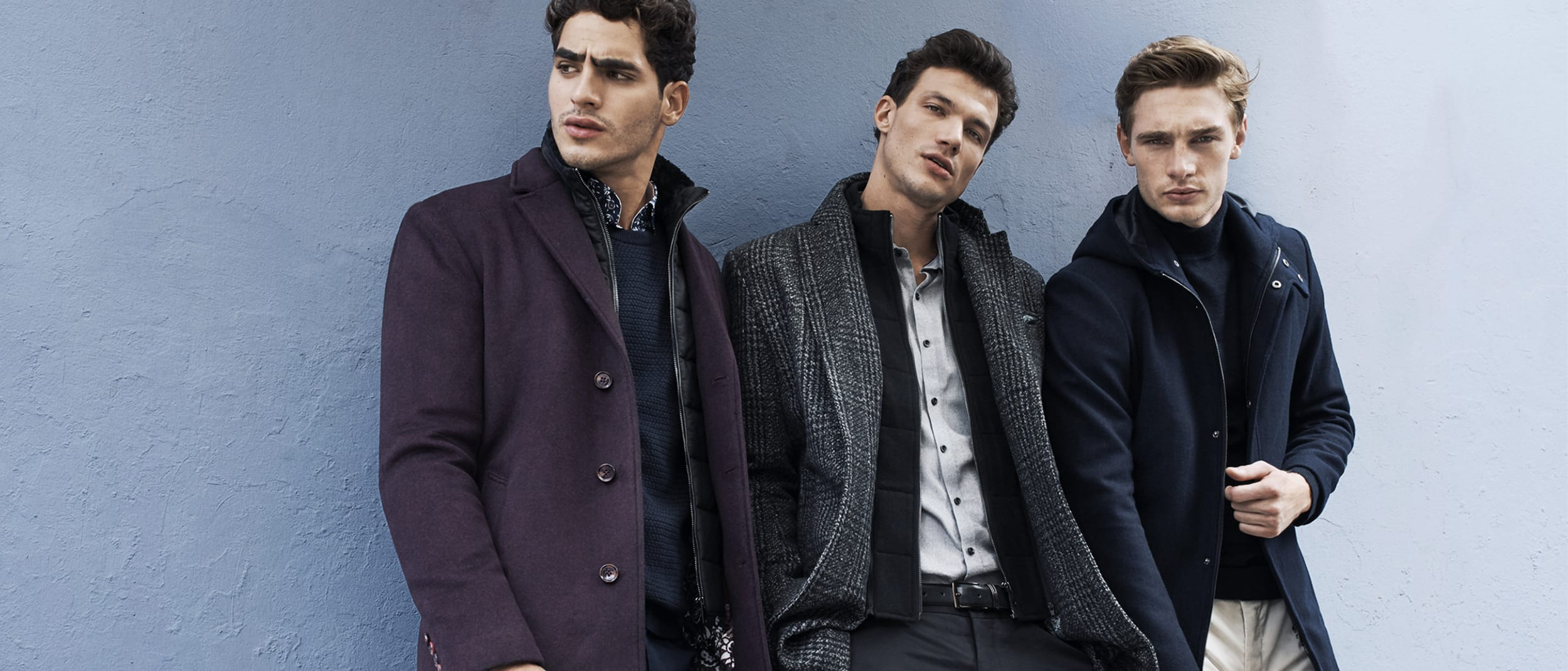 Politix: 20% off wool jackets