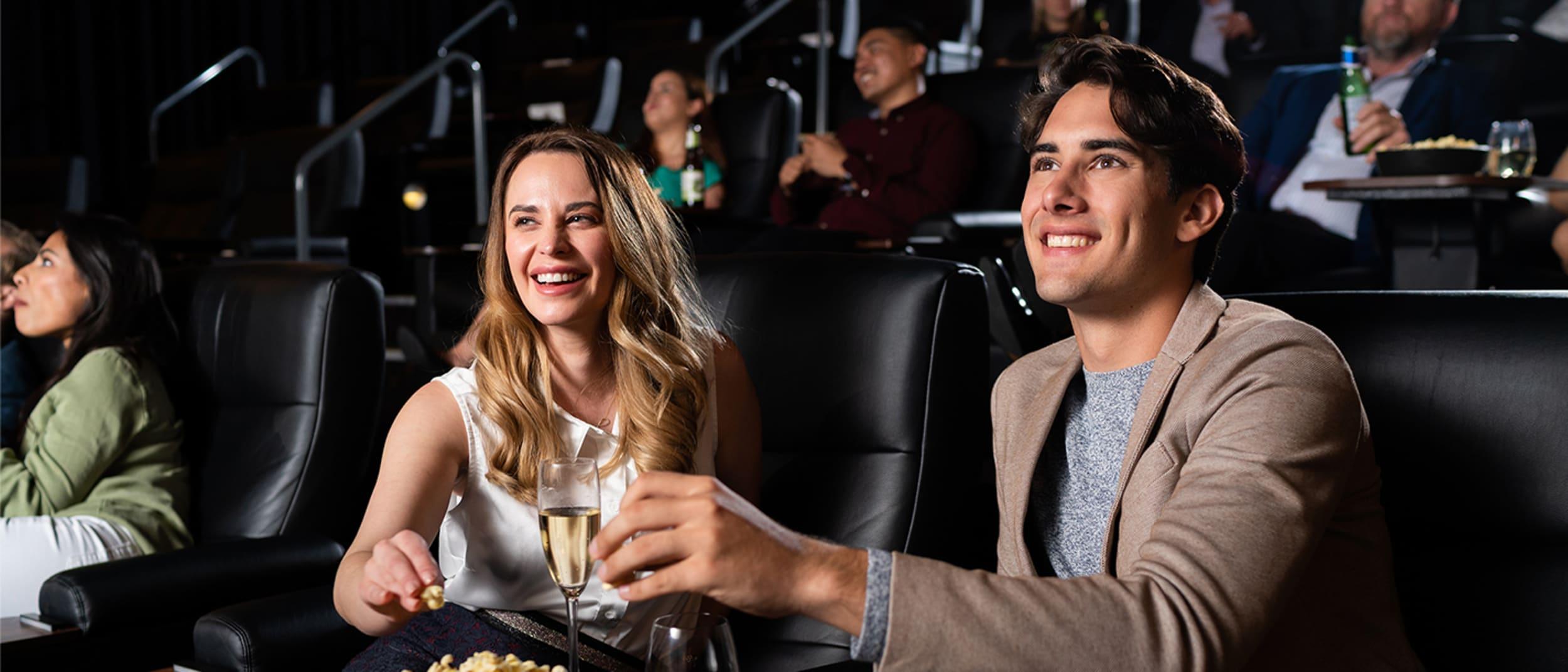 Valet & Event Cinema | Park and redeem your $10 bar voucher