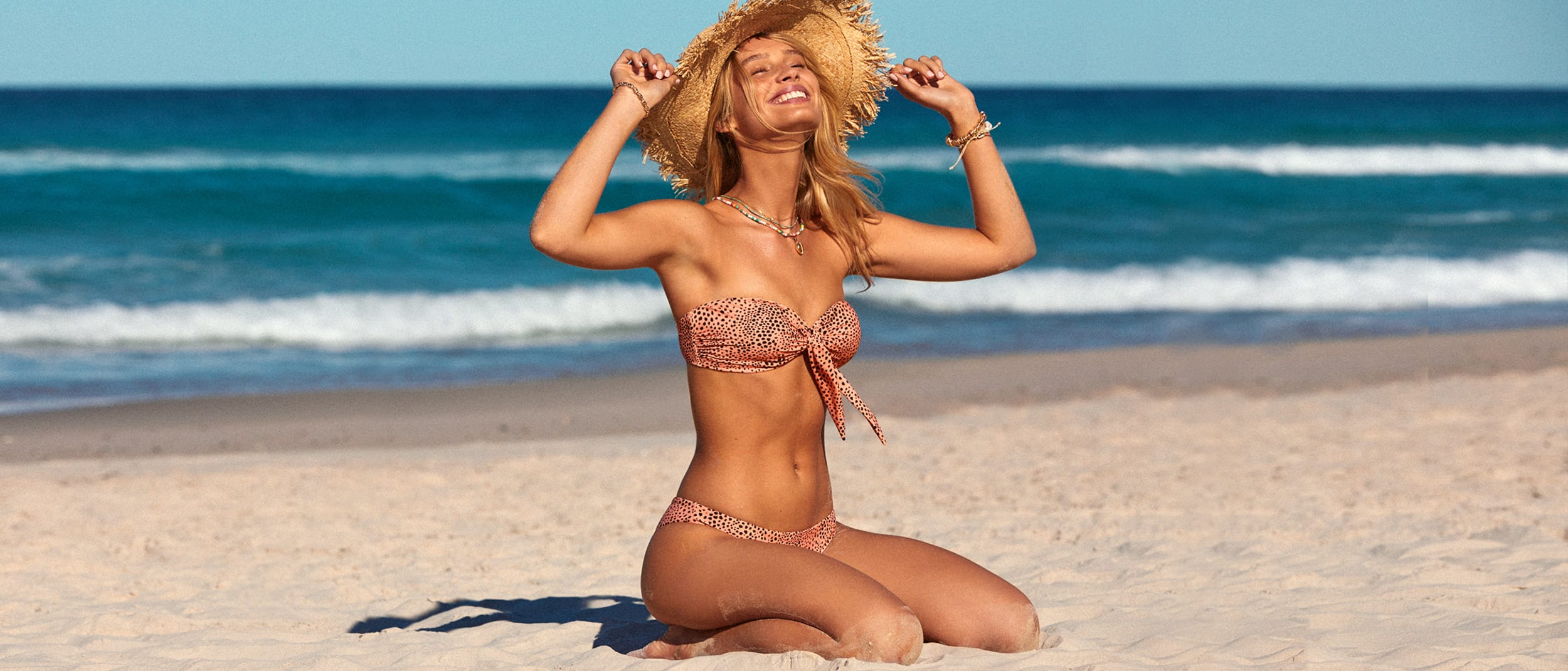 Seafolly New Collection: Safari Spot