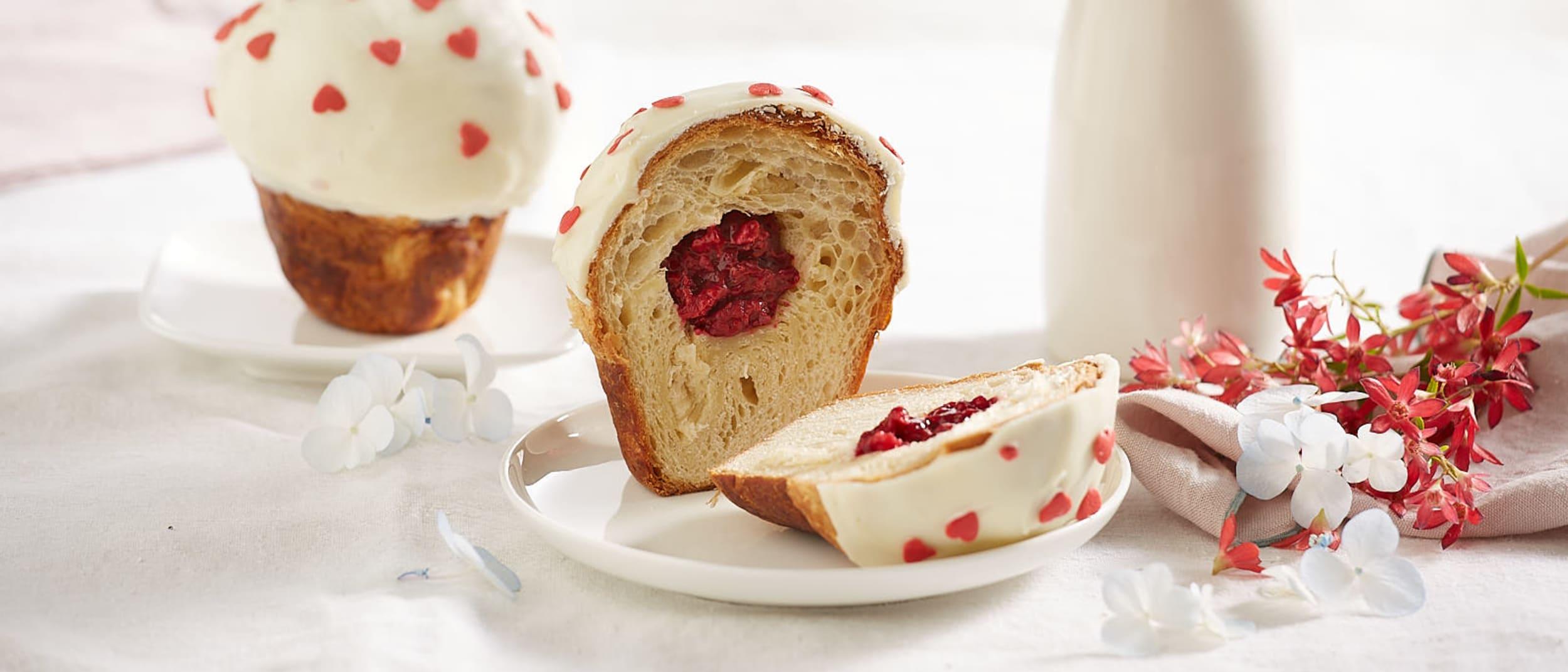 """Muffin Break: Introducing the """"Love Duffin"""""""