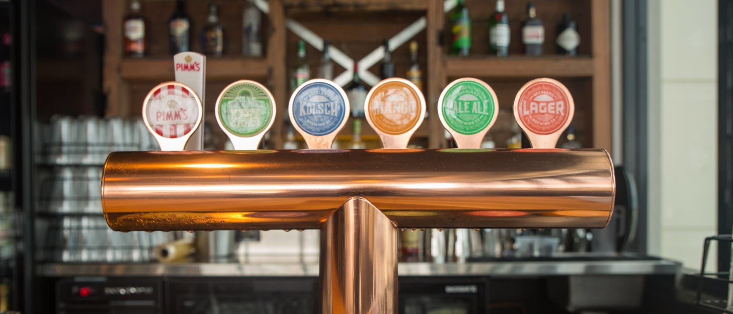 Whitfords Brewing Co: Beer degustation
