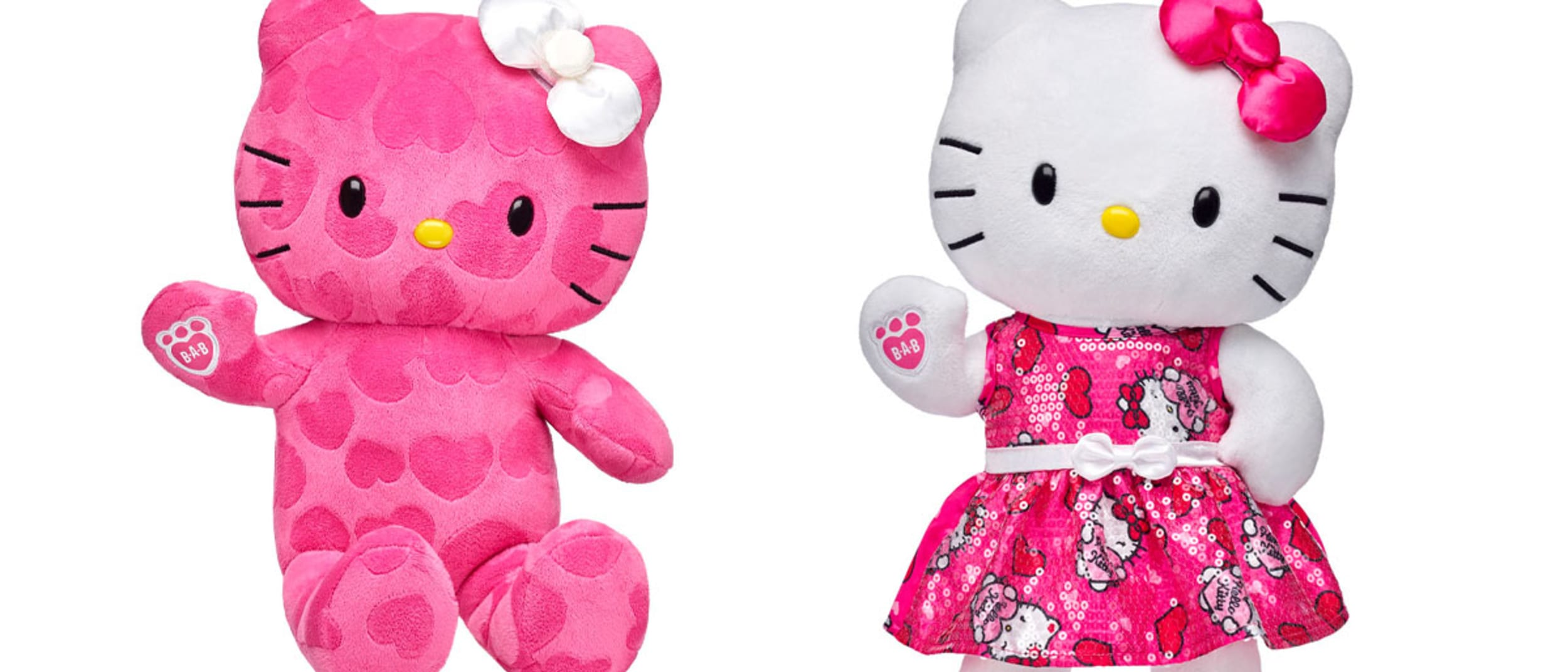Hello Kitty at Build-A-Bear Workshop!