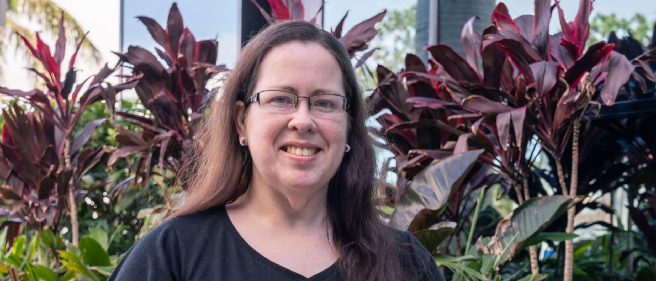 Claire Gonchee: SBH Queensland : Westfield Local Heroes 2019