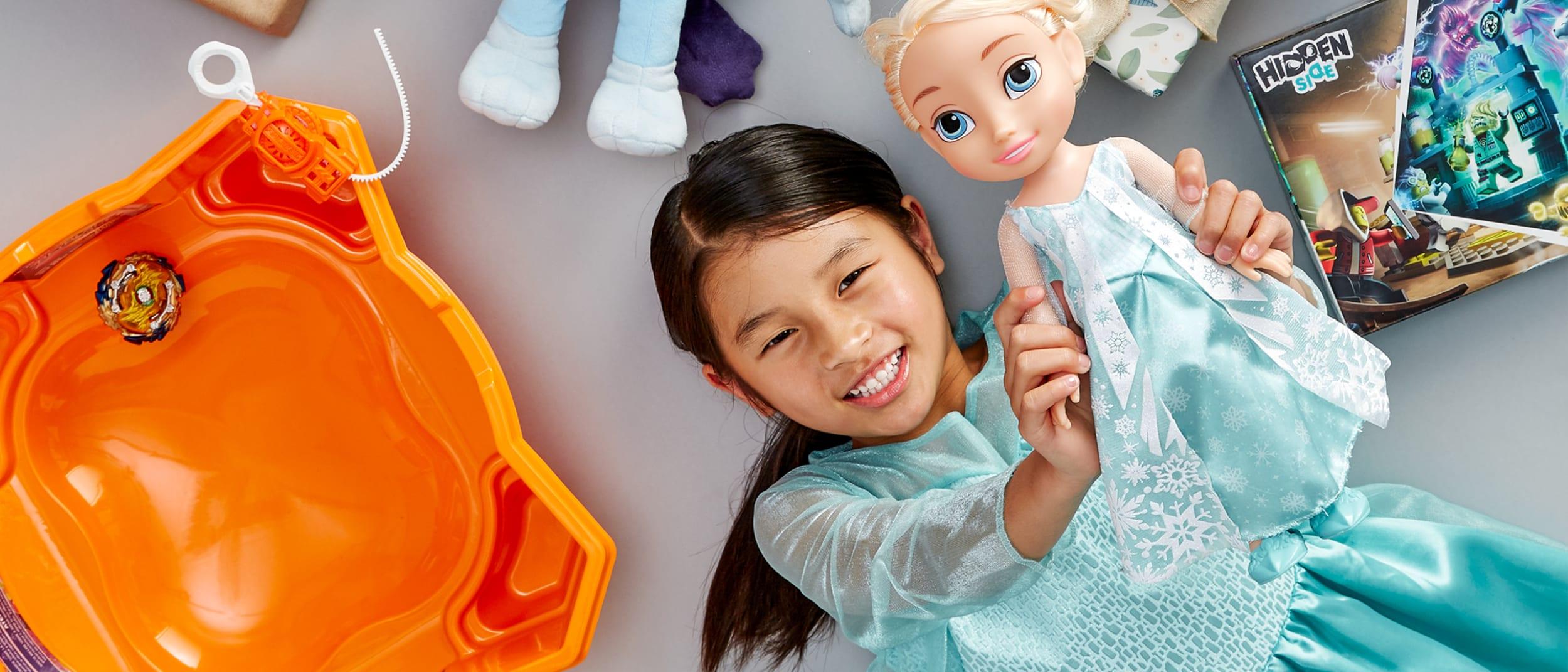 Target: 20% off big brand toy sale